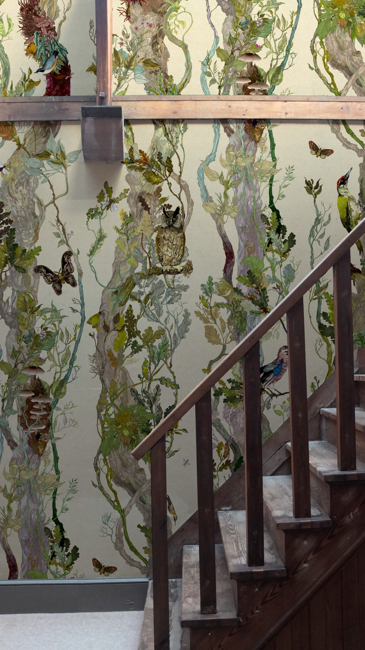 Res: 1200x2135, ... Indie Wood wallpaper ...