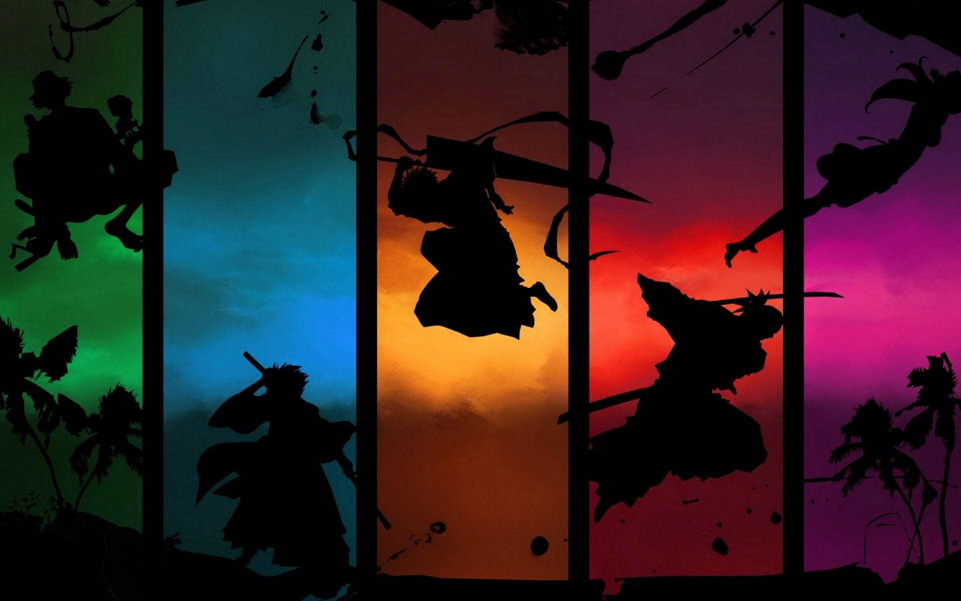 Res: 1920x1200, Bleach Shadow Fight