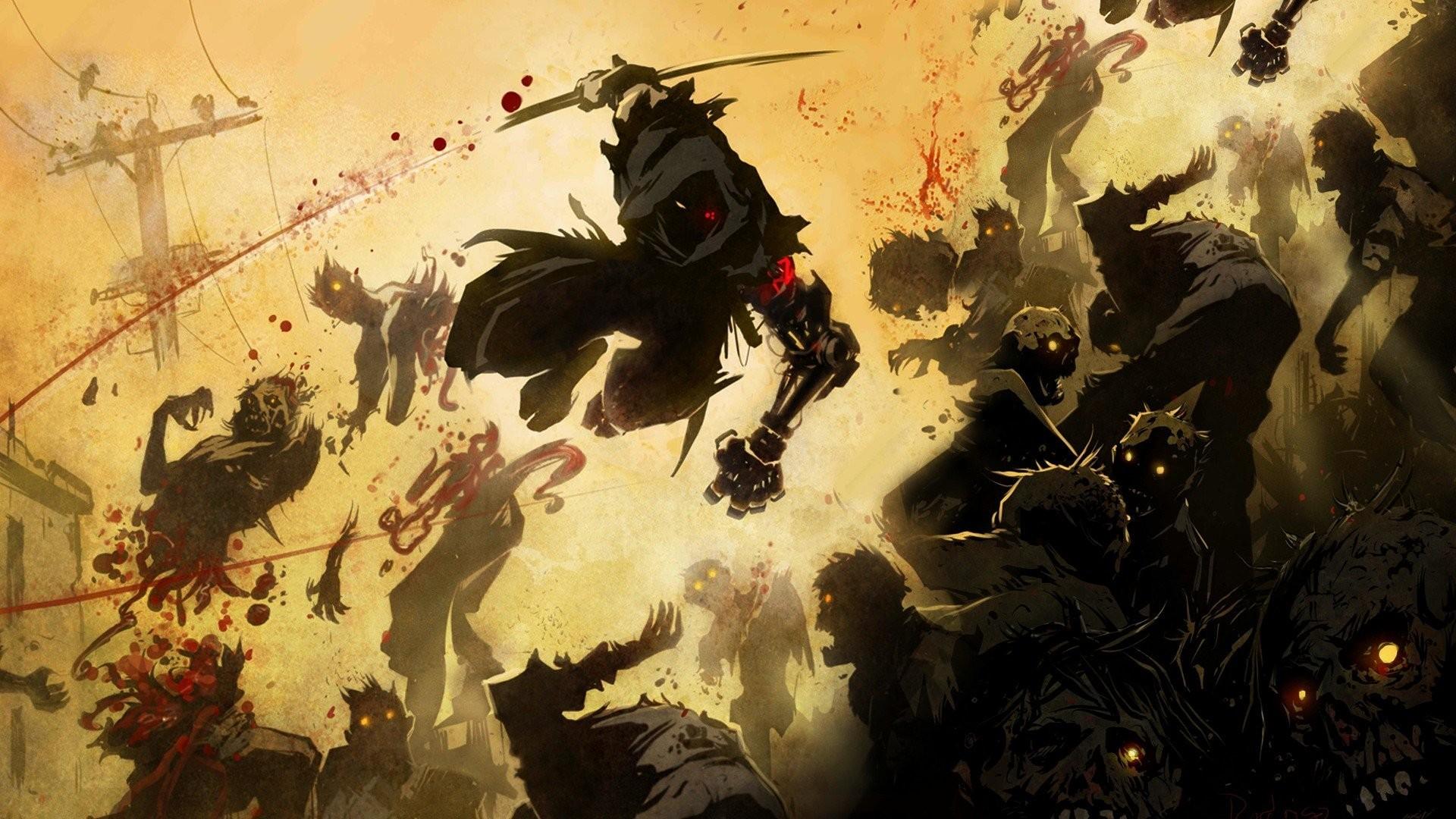 Res: 1920x1080,  online mark ninja fantasy fighting warrior (20) wallpaper  background .