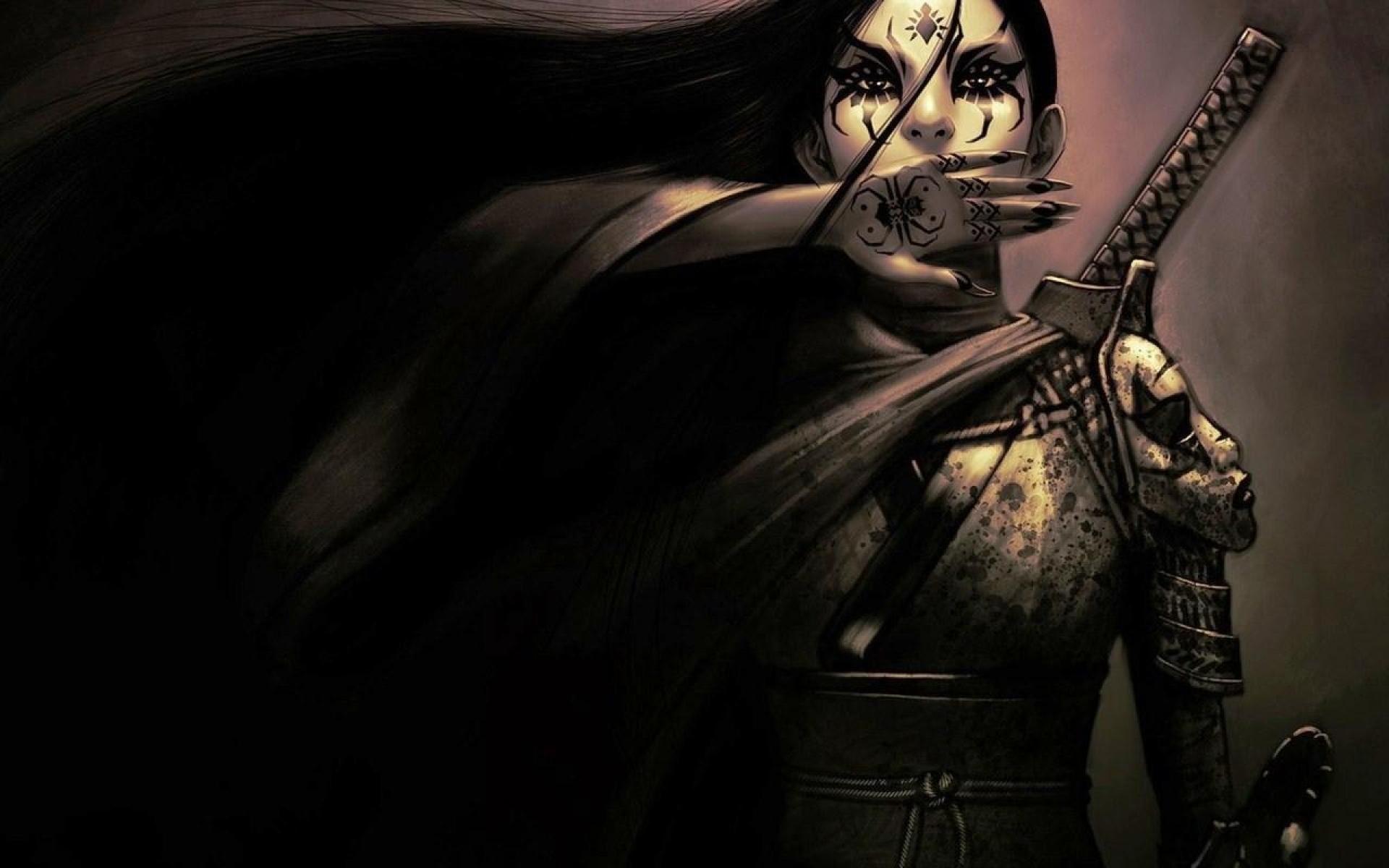 Res: 1920x1200, SHADOW WARRIOR shooter ninja samurai fighting sci-fi wallpaper       428743   WallpaperUP
