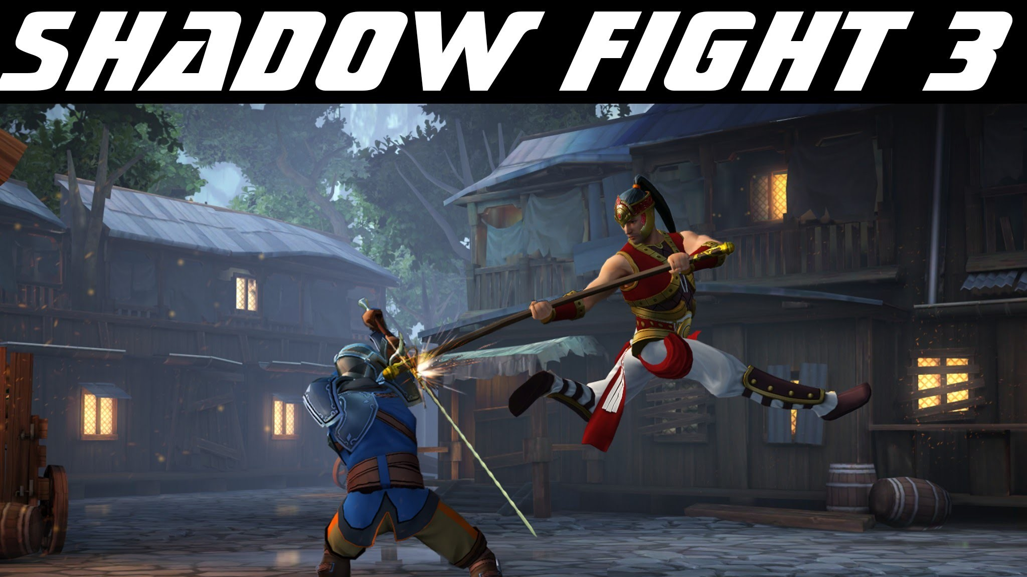Res: 2048x1152, Shadow Fight 3 Official Teaser