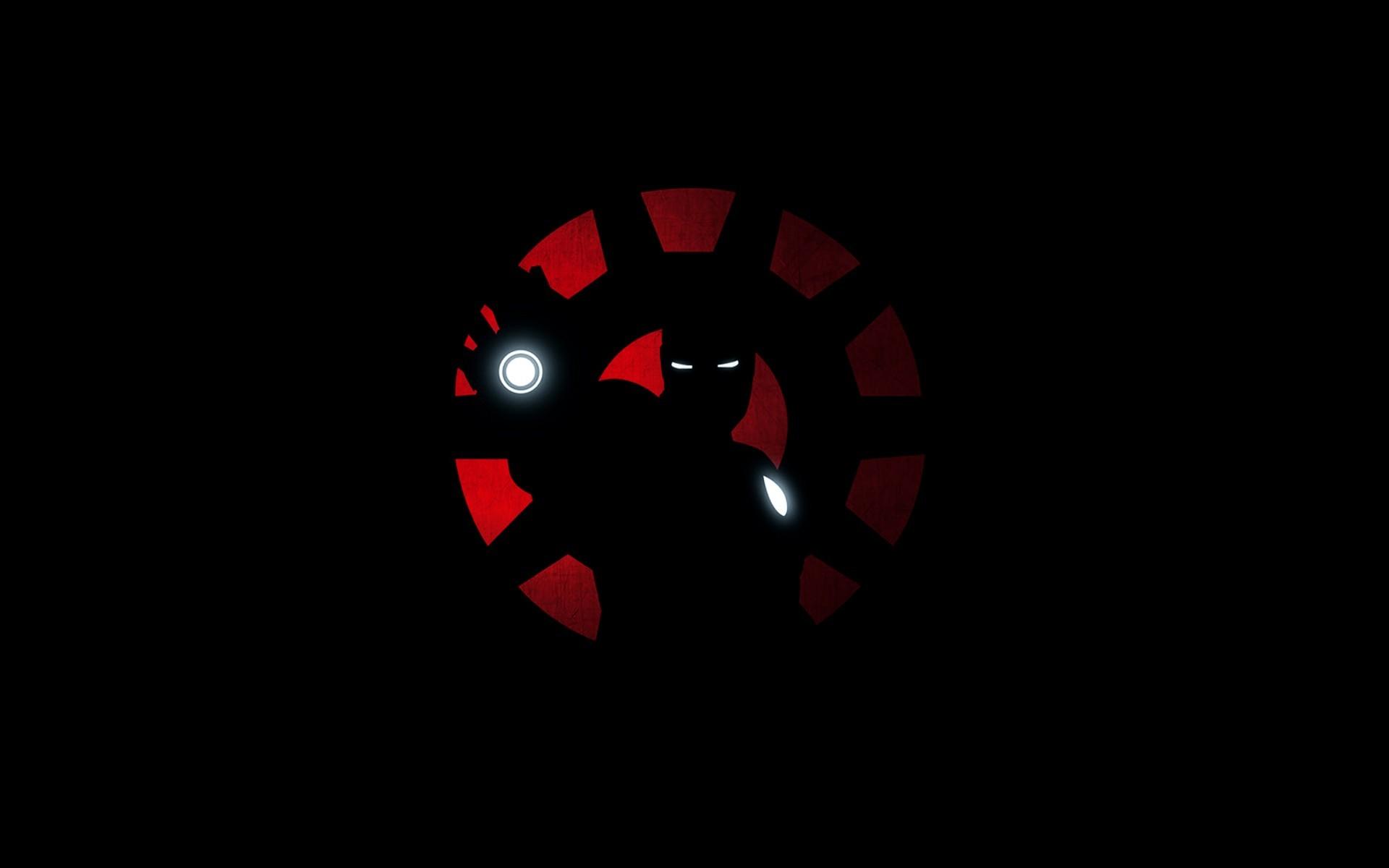 Res: 1920x1200, Iron Man Shadow Wallpaper