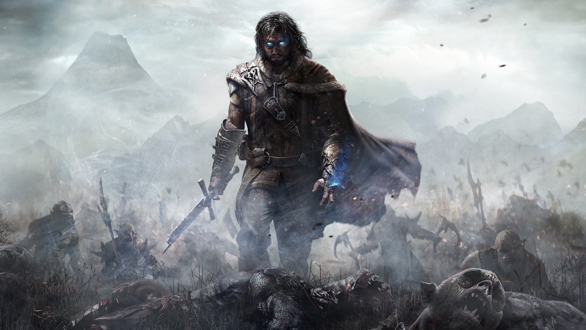 Res: 1920x1080, 104 Middle-earth: Shadow of Mordor HD Wallpapers | Background Images -  Wallpaper Abyss