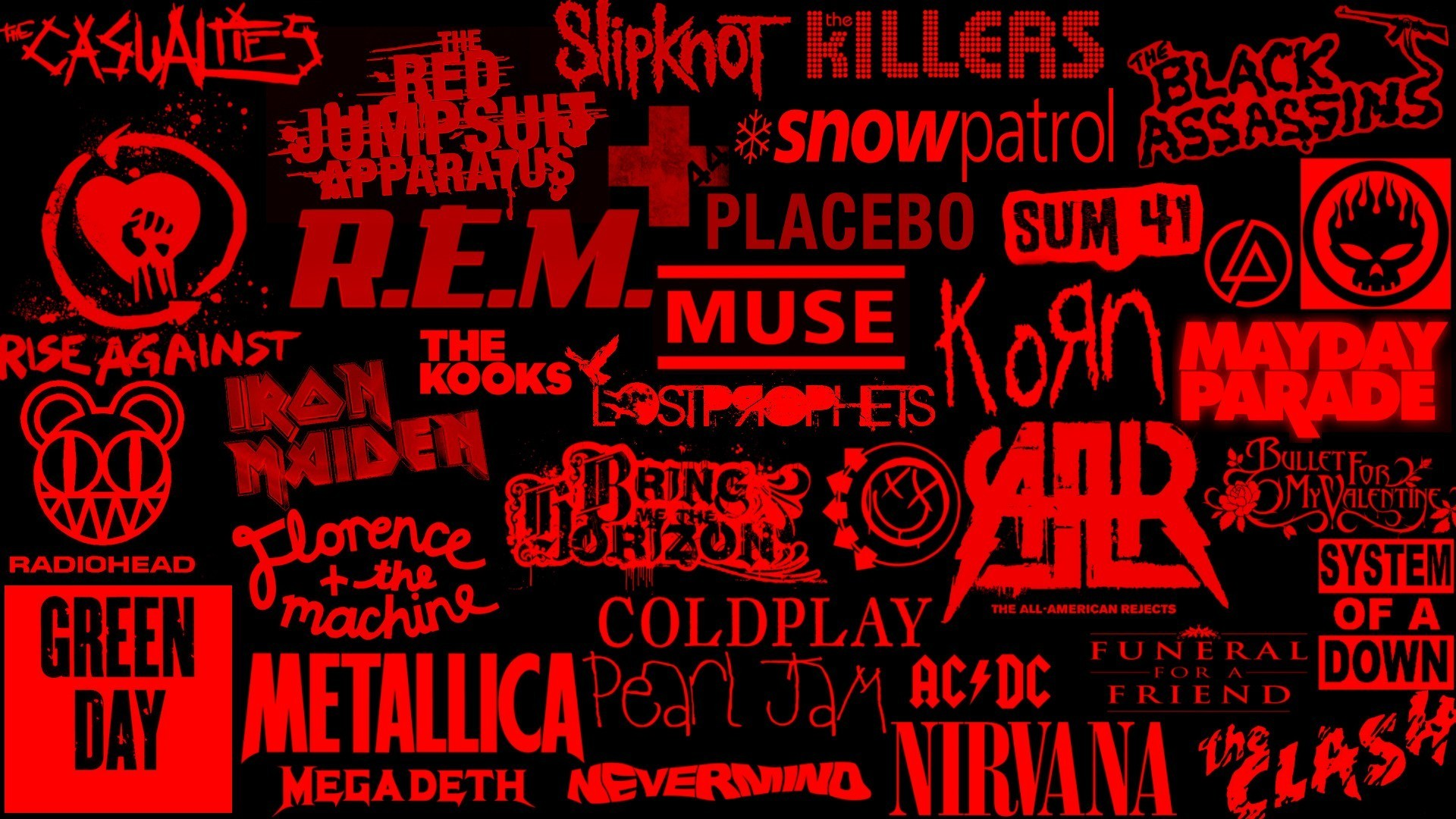 Res: 1920x1080,  Rock Music Wallpapers