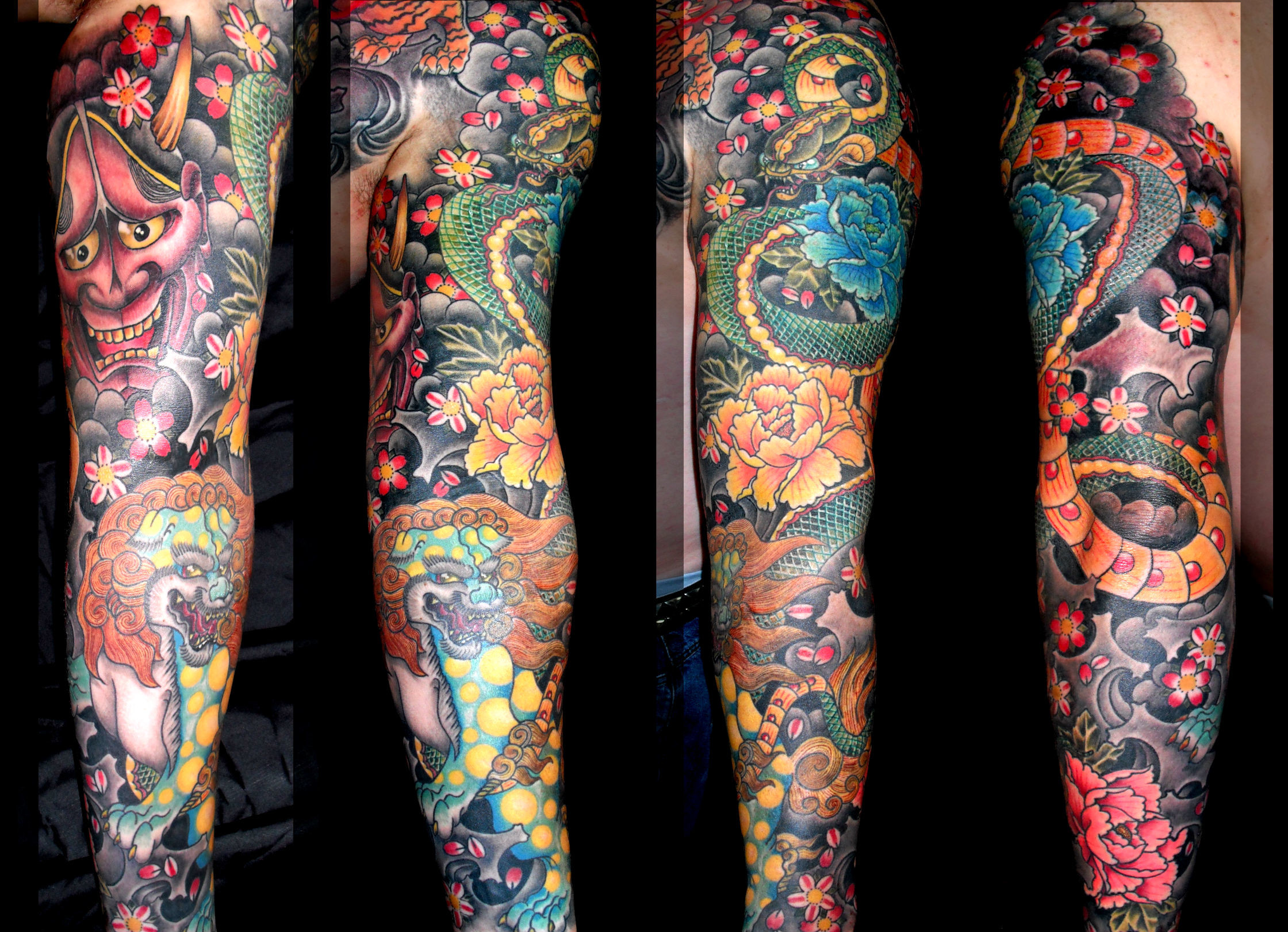 Res: 2240x1621, HD Wallpaper | Background Image ID:301859.  Artistic Tattoo