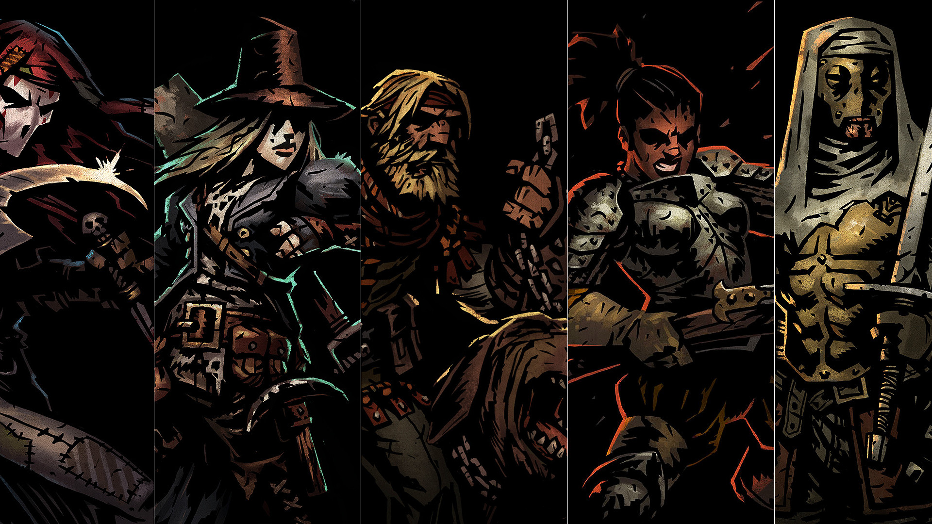 Darkest Dungeon wallpapers - HD wallpaper Collections ...