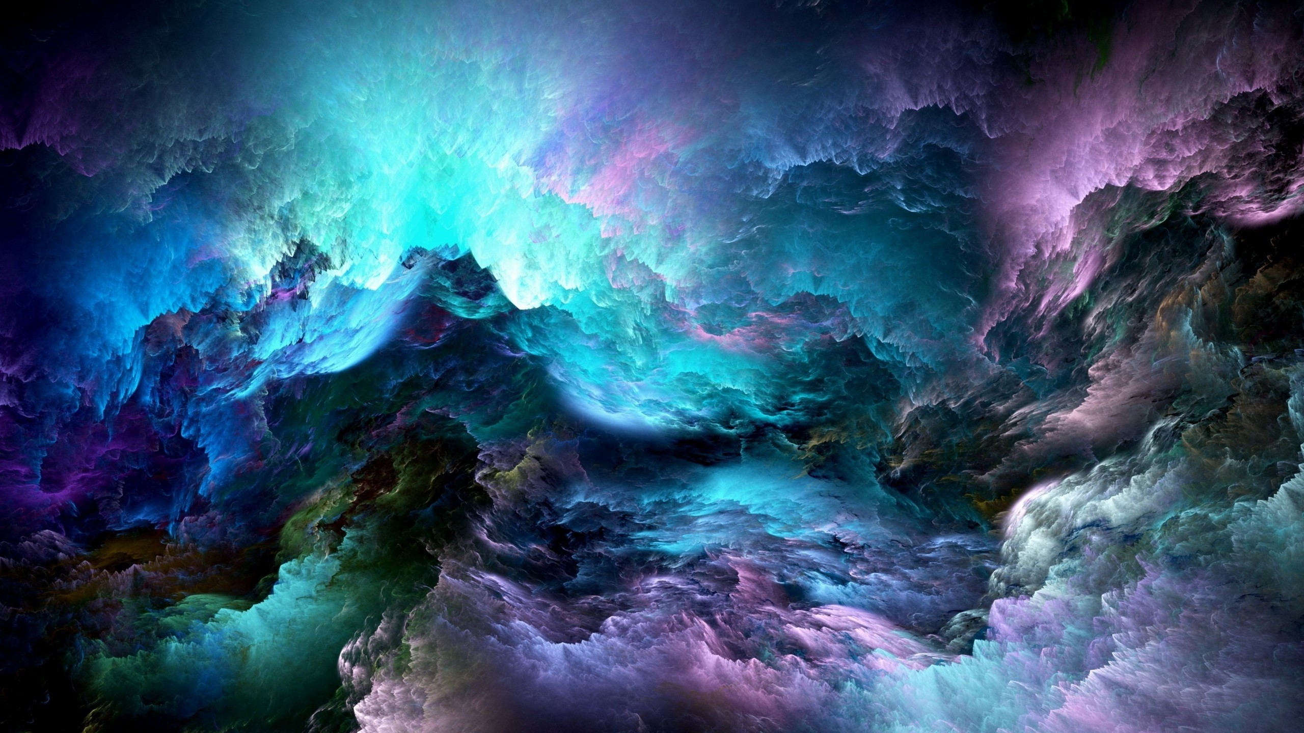Res: 2560x1440, HD Wallpaper | Background Image ID:680406.  Artistic Cloud
