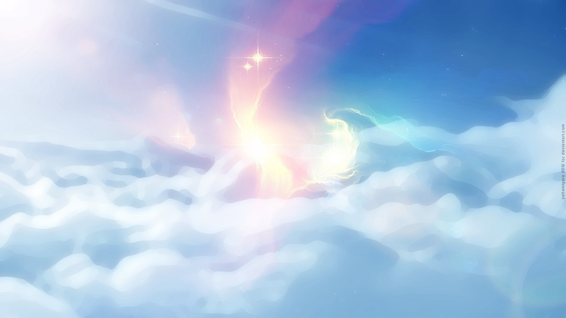 Res: 1920x1080, 6. clouds-wallpaper5-600x338