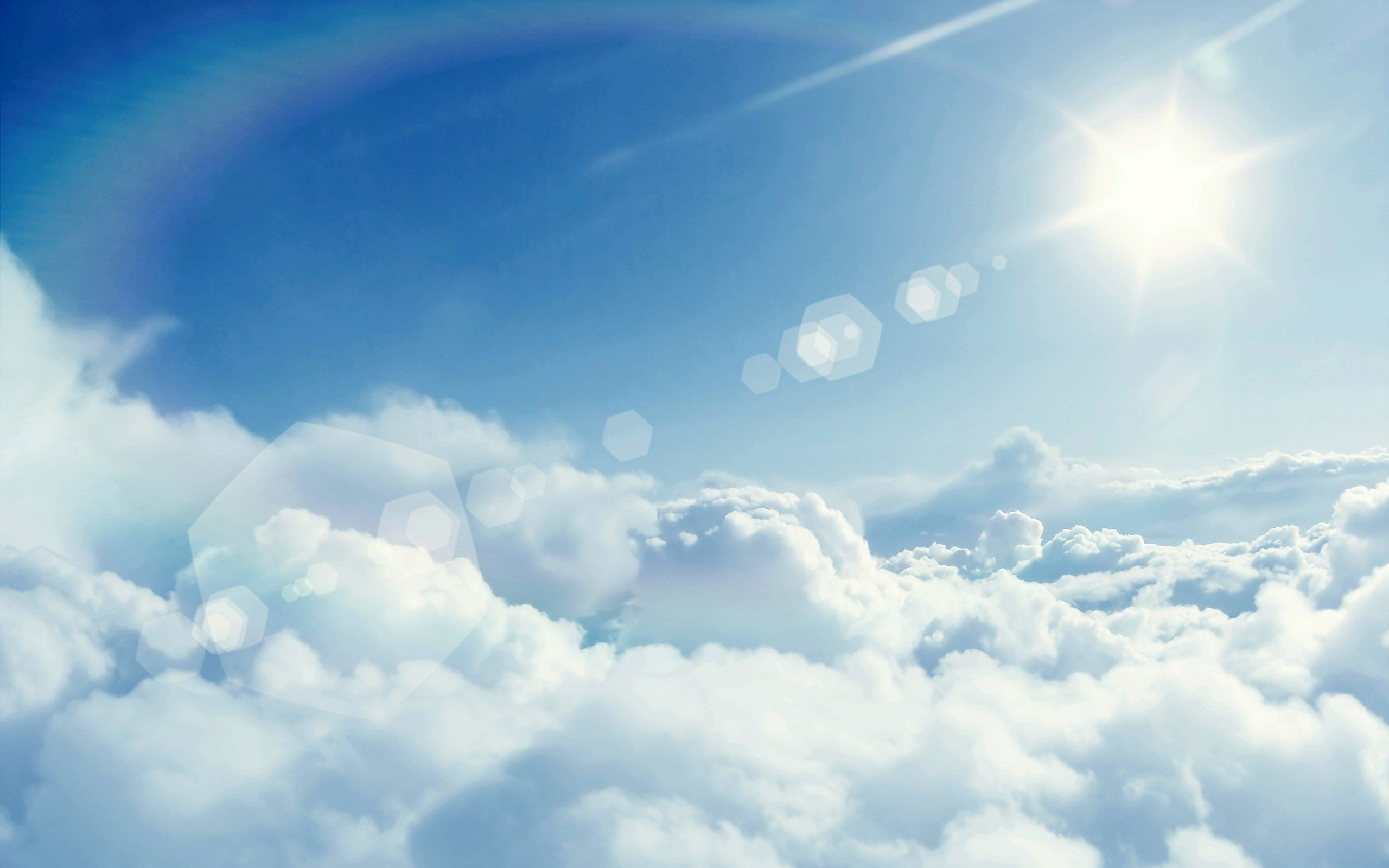 Res: 2560x1600,  Clouds Desktop Wallpapers Group