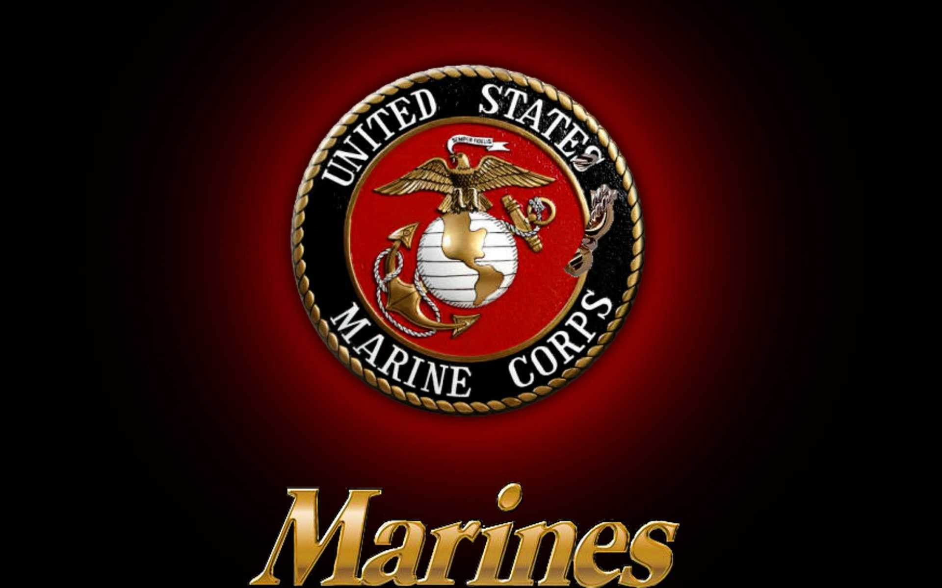 Res: 1920x1200, Wallpaper Hd Of Marine Corps Logo High Resolution Androids