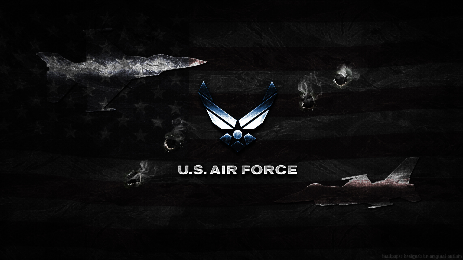 Res: 1920x1080, USAF Wallpaper