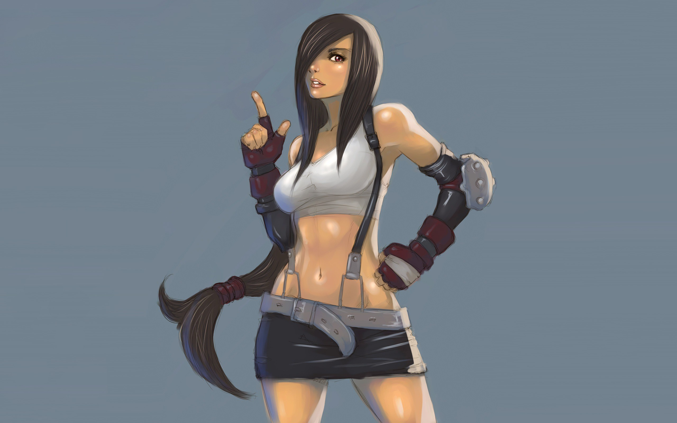 Res: 2560x1600, Final Fantasy VII Tifa Lockhart · HD Wallpaper | Background Image ID:403280