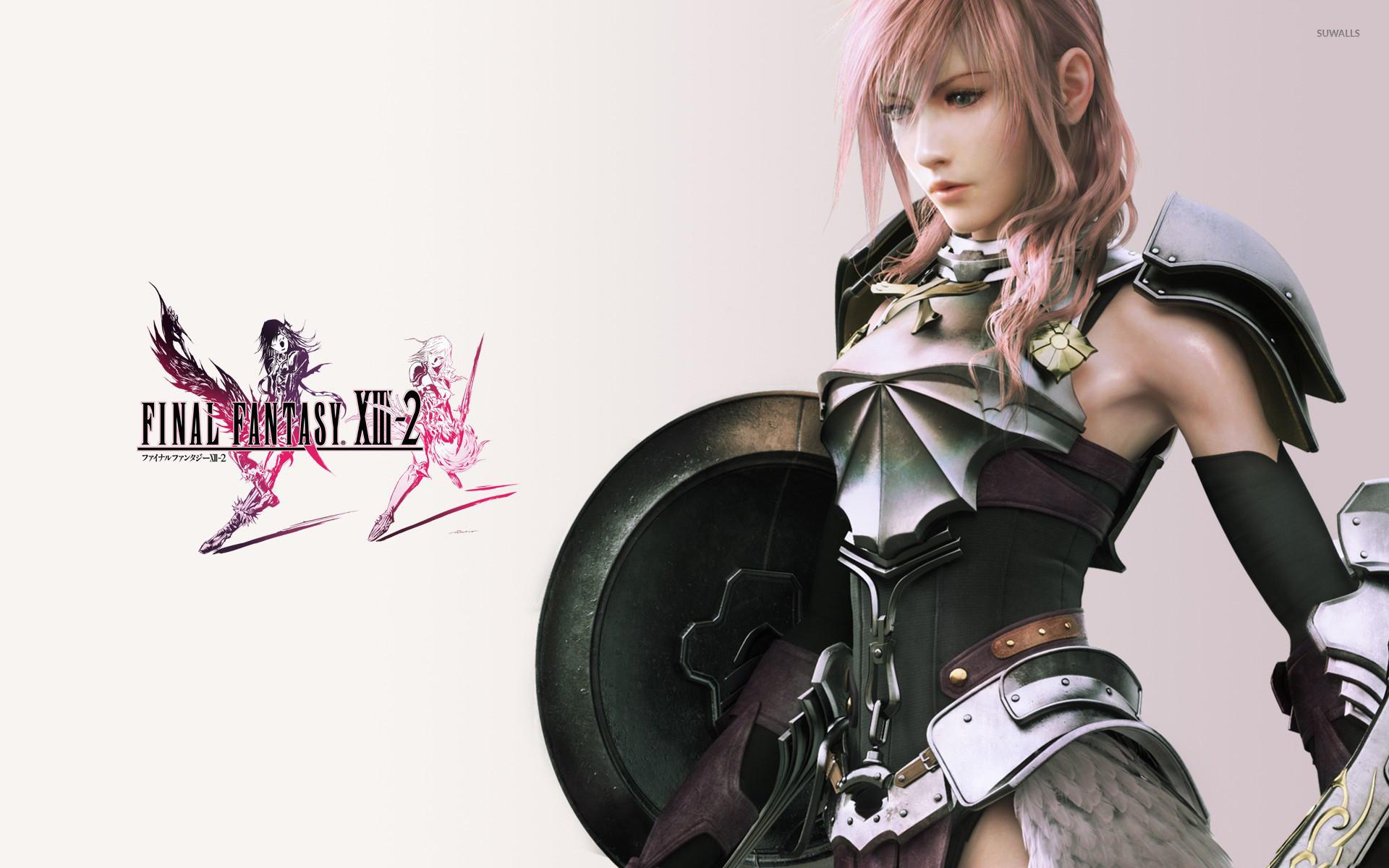 Res: 1920x1200, Serah Farron - Final Fantasy XIII-2 [4] wallpaper  jpg
