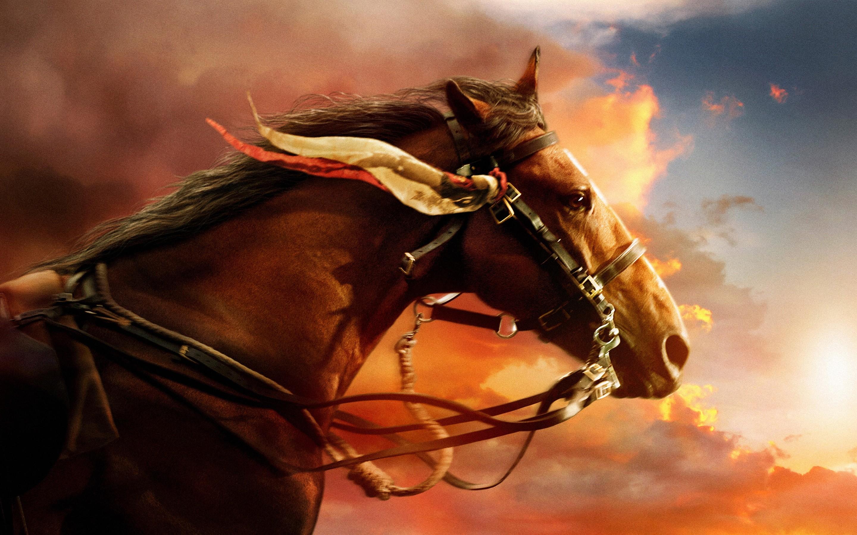 Res: 2880x1800, War Horse