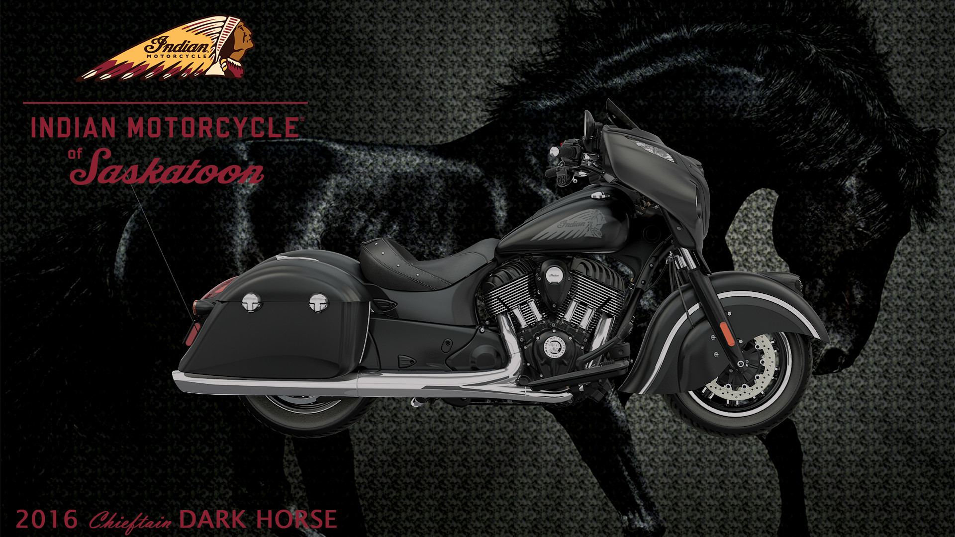 Res: 1920x1080, Wallpapers. Indian Motorcycle Saskatoon Chieftain Dark Horse