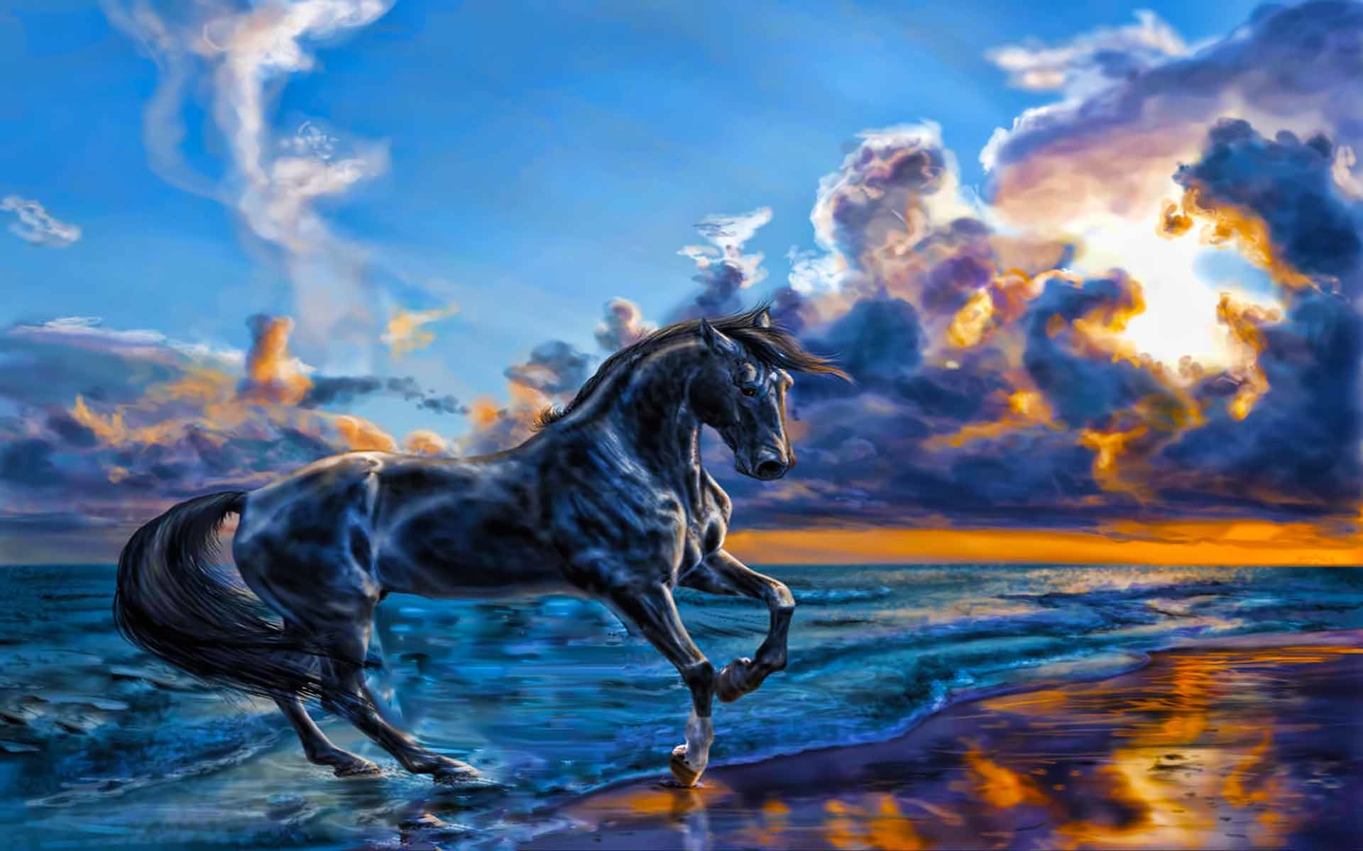 Res: 1920x1200, HD Wallpapers Horse wallpaper - Horse Of Mighty