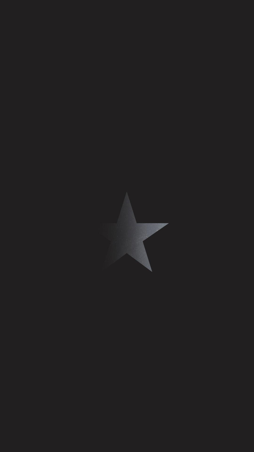Res: 1080x1920, Here's my attempt to make a Blackstar phone wallpaper. I hope you'll like  it!