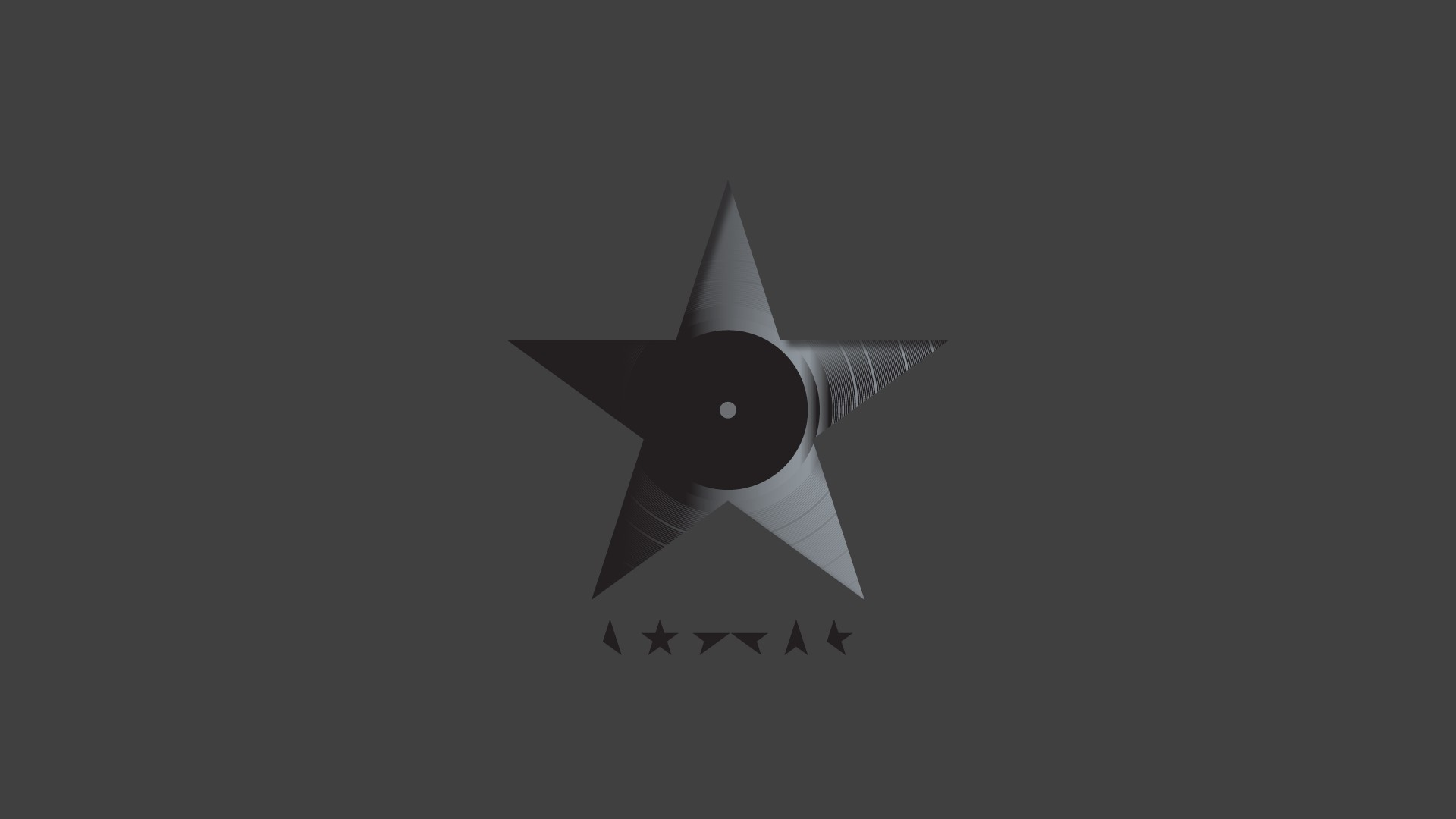 Res: 1920x1080, David Bowie, ☆, Black Star Wallpapers HD / Desktop and Mobile Backgrounds