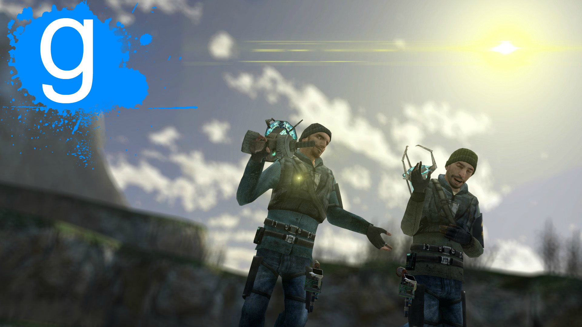 Res: 1920x1080, ... gmod background 7 Background Check All