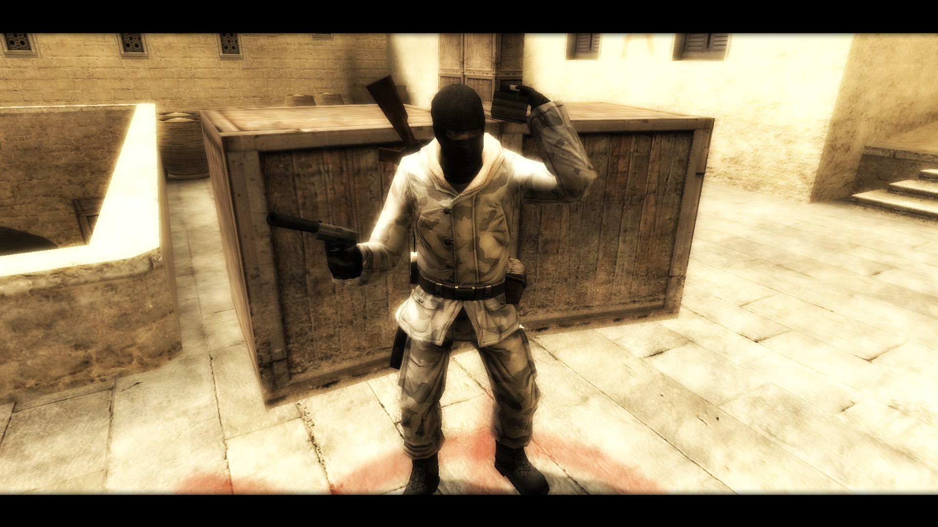 Res: 1920x1080, ... Garry's Mod - Counter strike: Source [Wallpaper] by demon1887