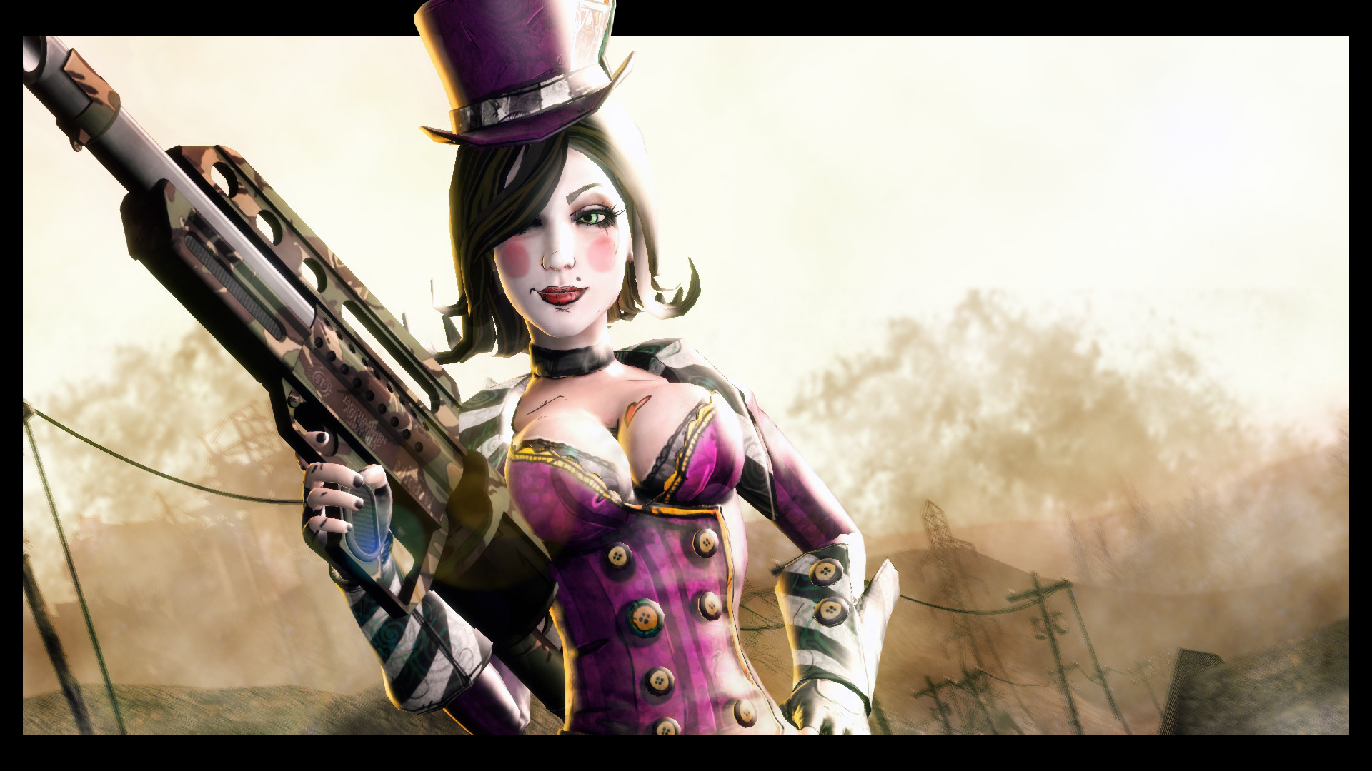Res: 1920x1080, ... [GMod] Mad Moxxi by MrWhitefolks
