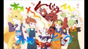 Digimon Tamers wallpapers