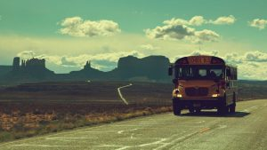 School Bus wallpapers