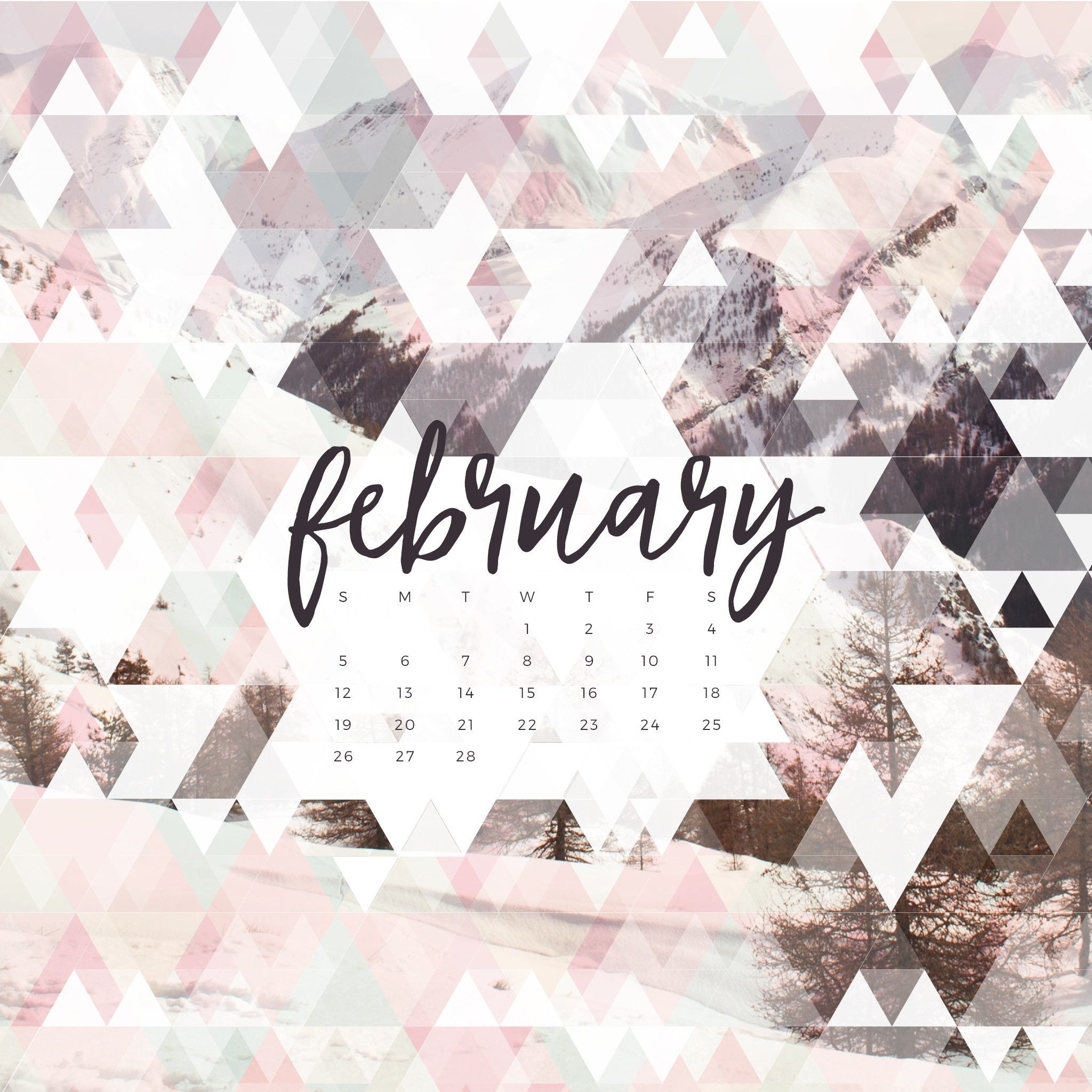 Res: 2048x2048, Funny Cute Hello February Images quotes and wallpapers