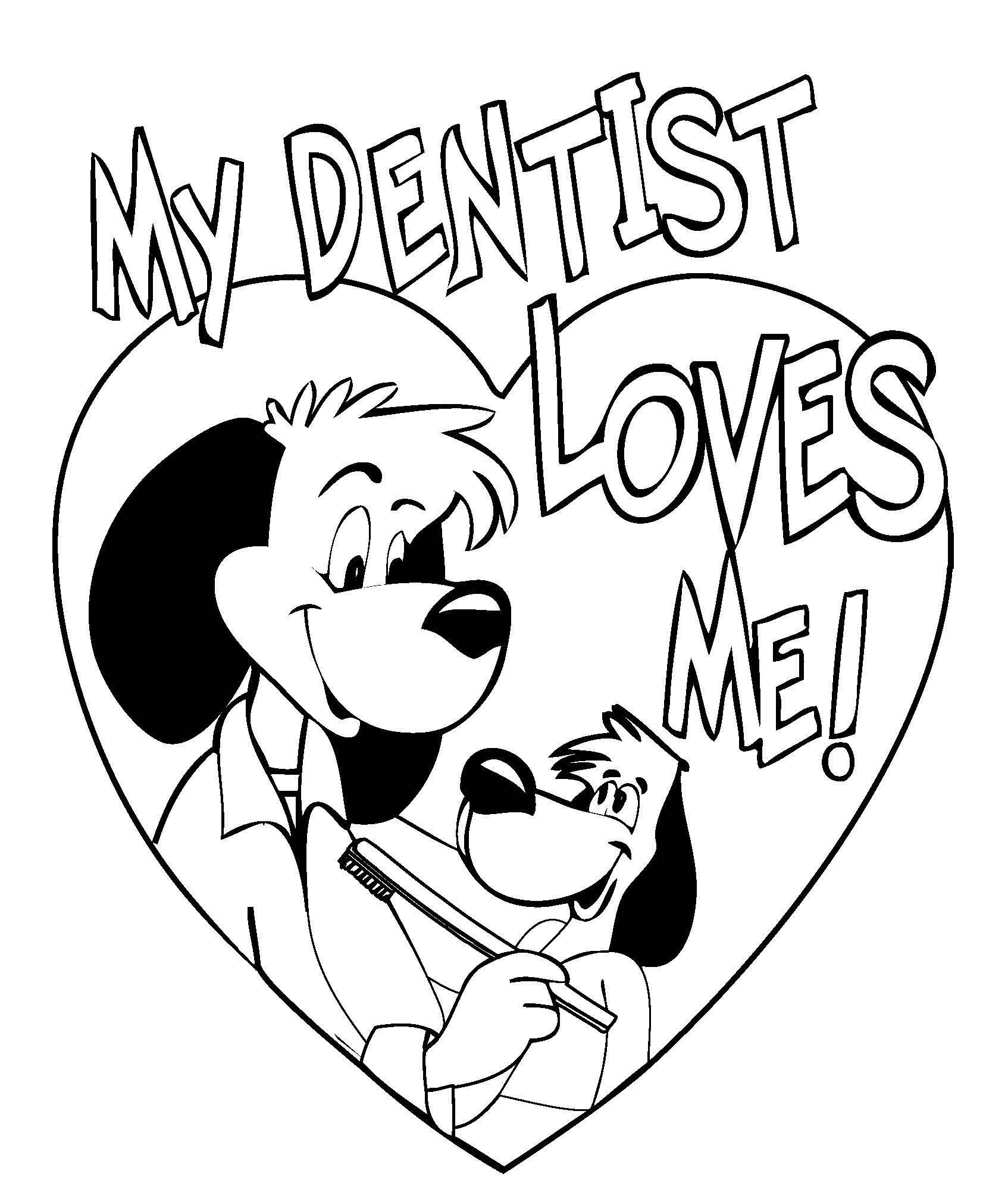 Res: 1694x1988, Strange Braces Coloring Pages Value Some Really Cute Dental Dds Pinterest  21067