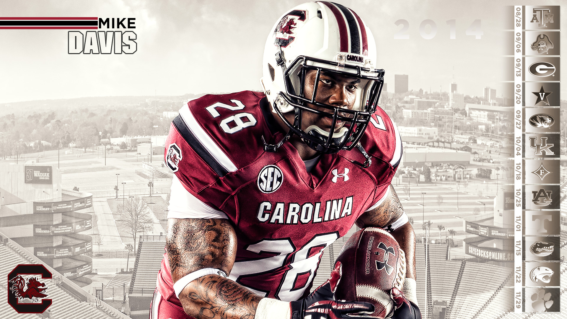Res: 1920x1080, University of South Carolina Official Athletic Site
