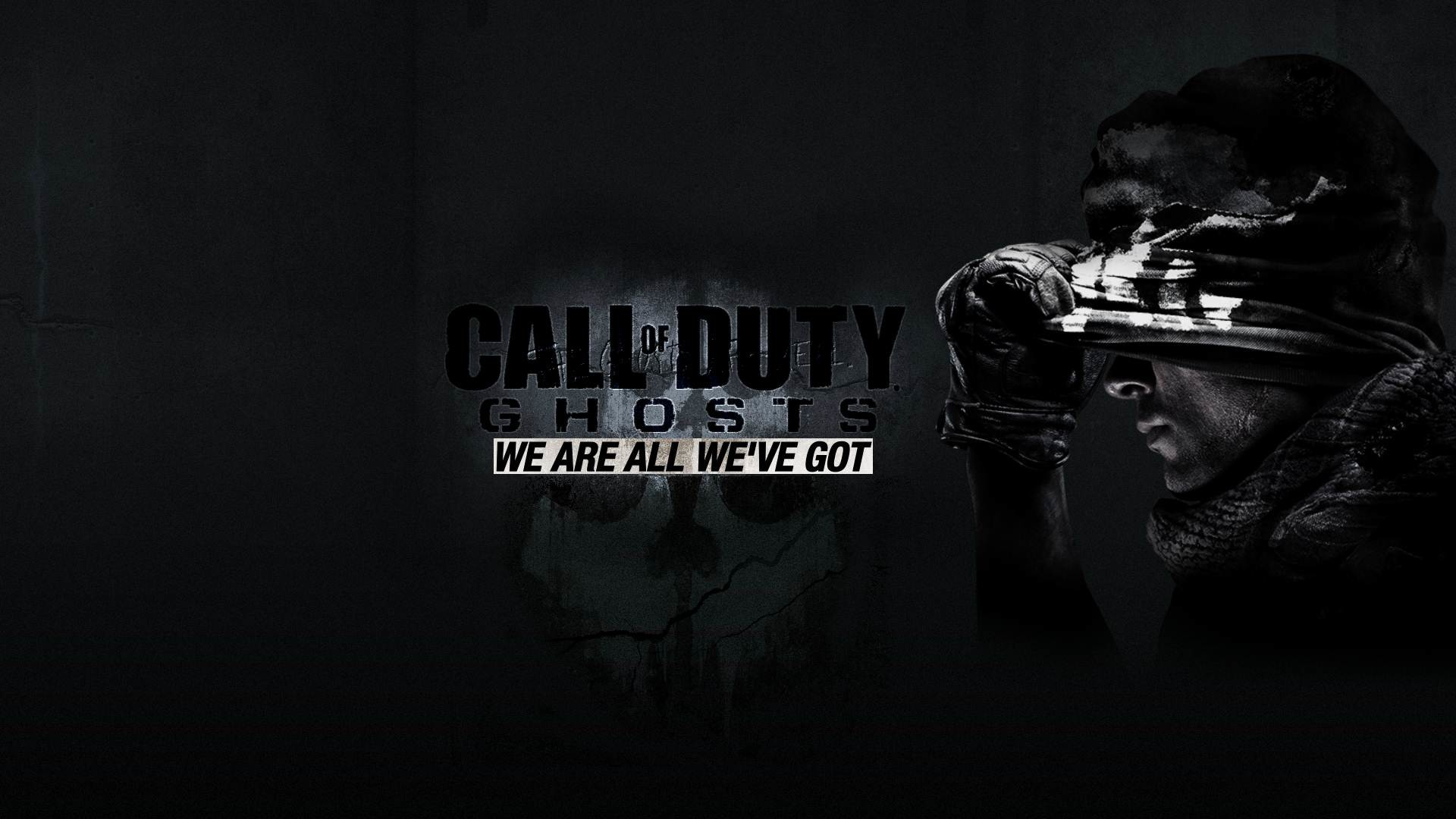 Res: 1920x1080, COD Ghosts Wallpaper, ( px-128.45 Kb)