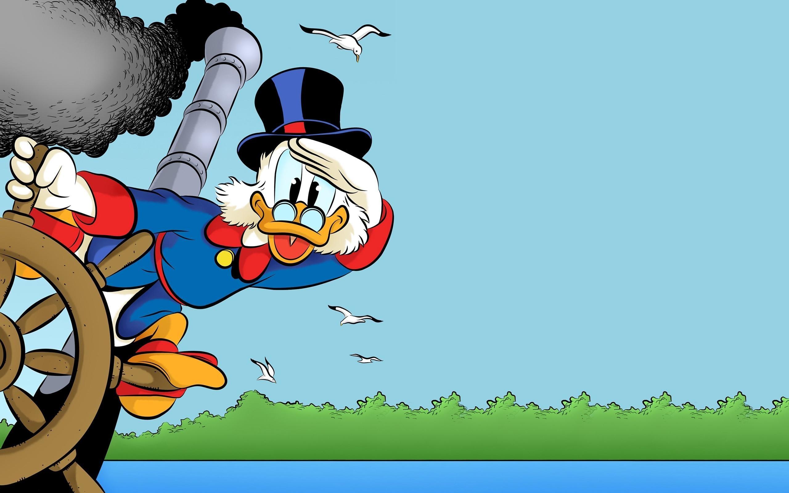 Res: 2560x1600, Disney Cartoons McDuck Scrooge mcduck Scrooge