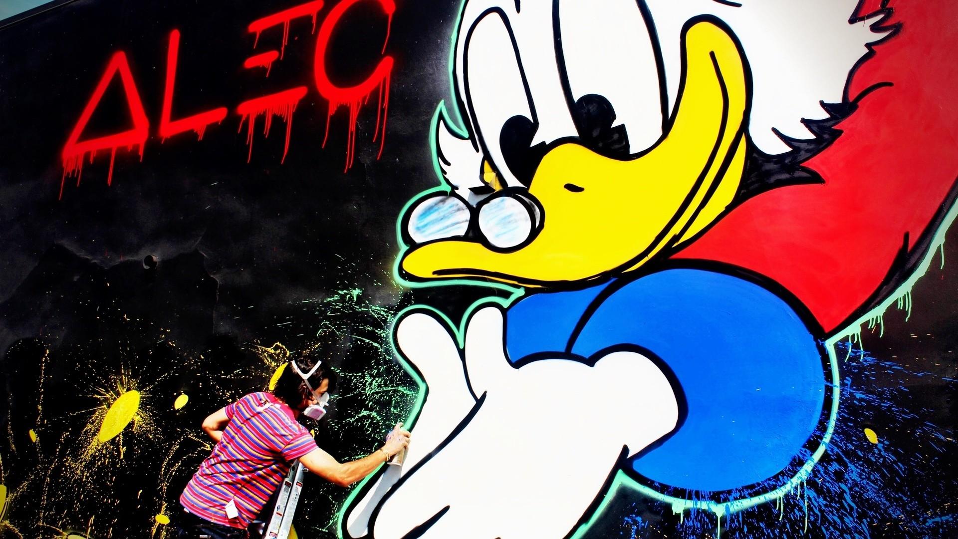 Res: 1920x1080, Alec Monopoly, Street Art, Graffiti, Scrooge, Fine Art, Alec Monopoly  Scrooge