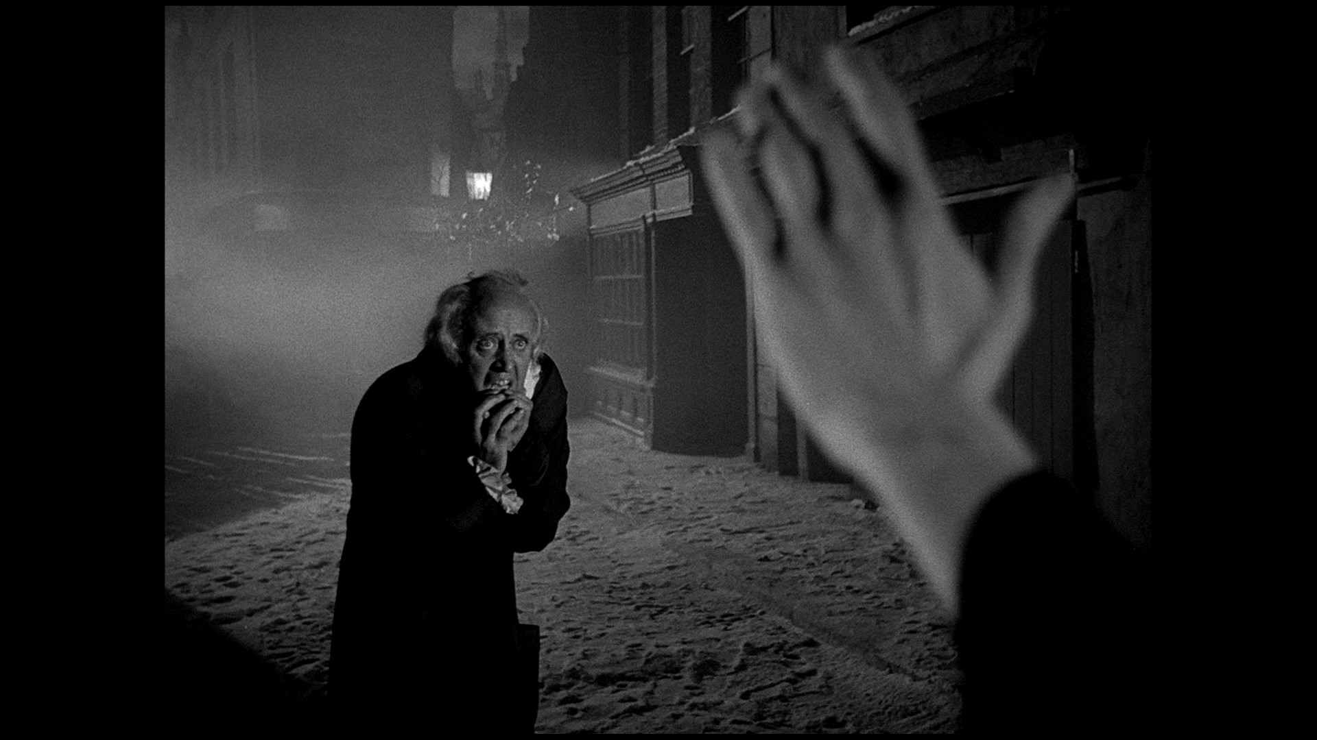 Res: 1920x1080, scrooge 1951 with xmas future