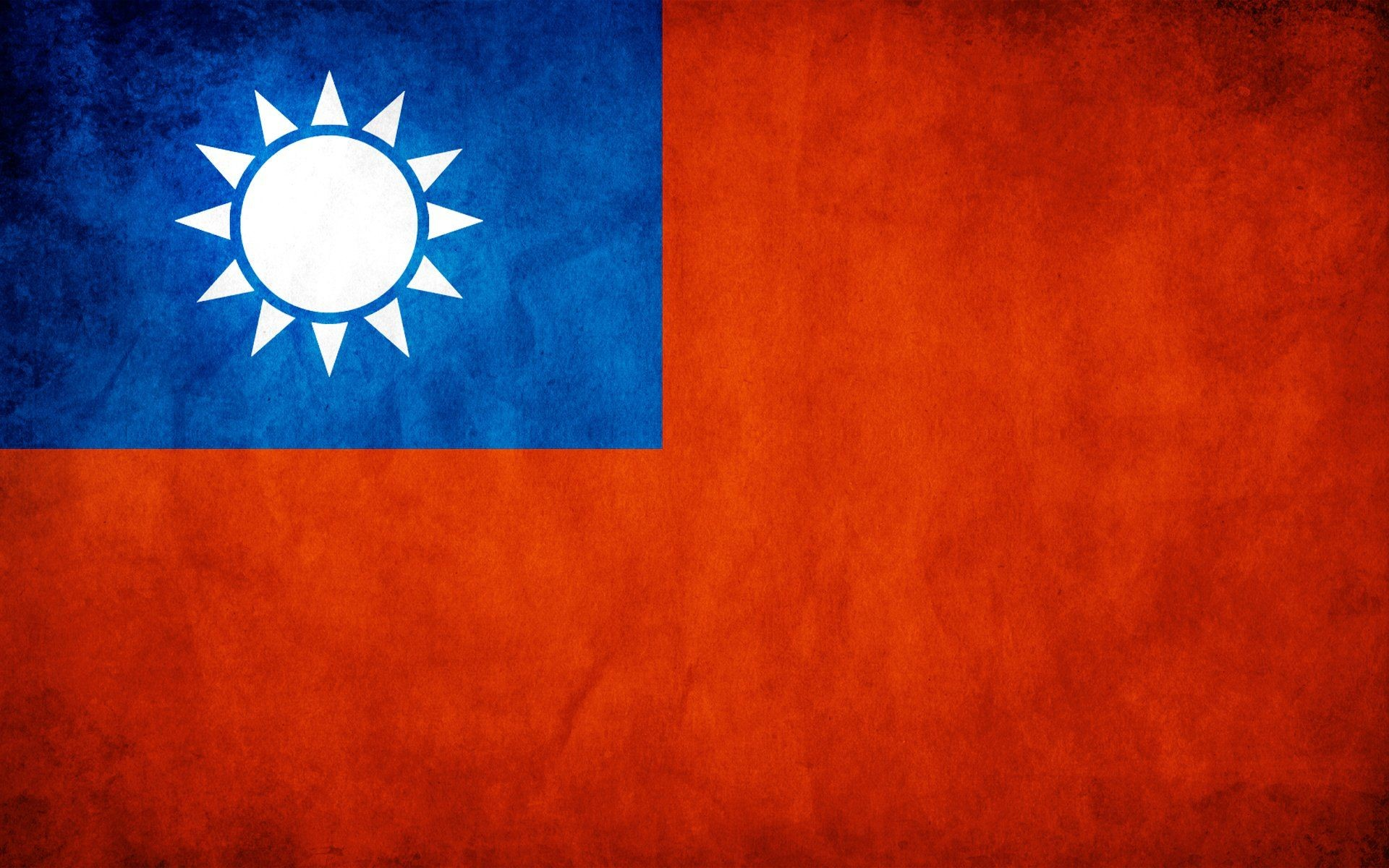 Res: 1920x1200, Taiwan Flag Wallpaper