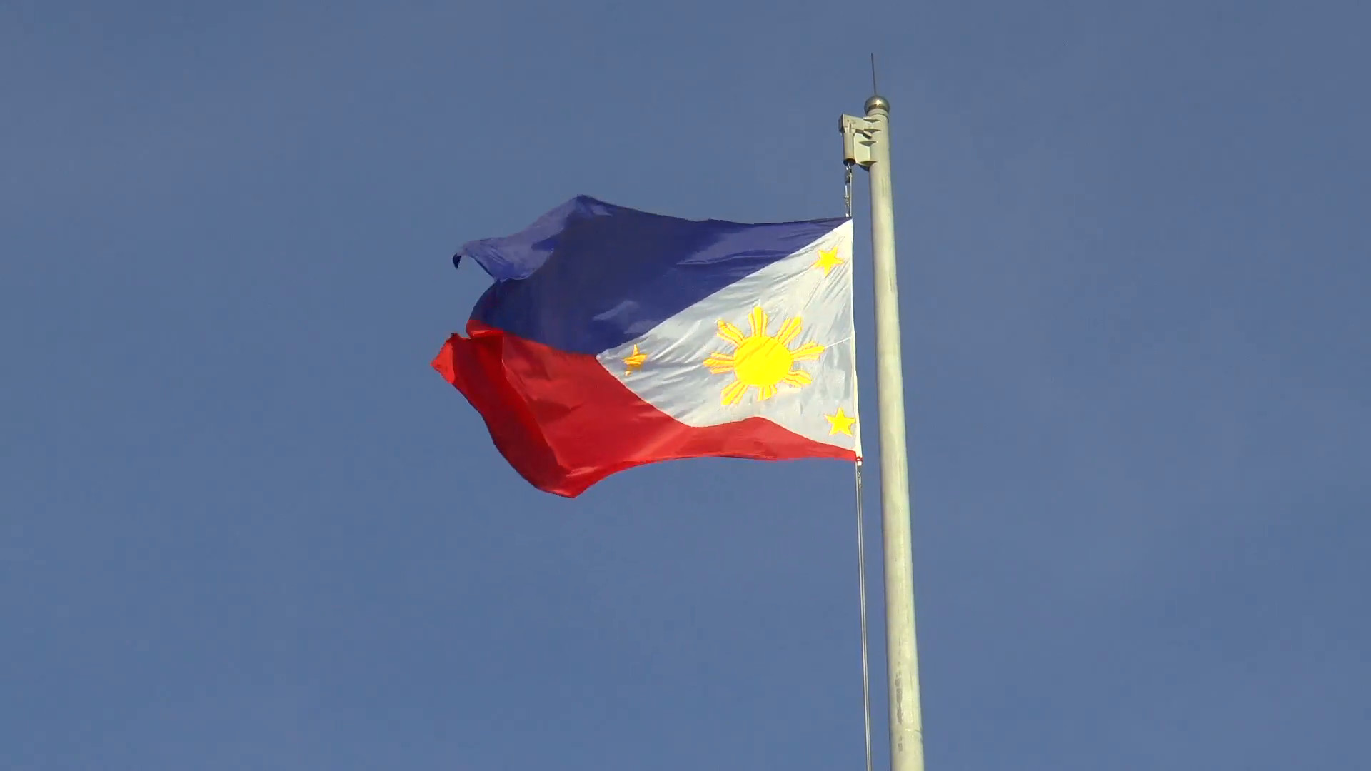 Res: 1920x1080, huge philippines flag - huge Philippine flag smoothly waving. Stock Video  Footage - Videoblocks