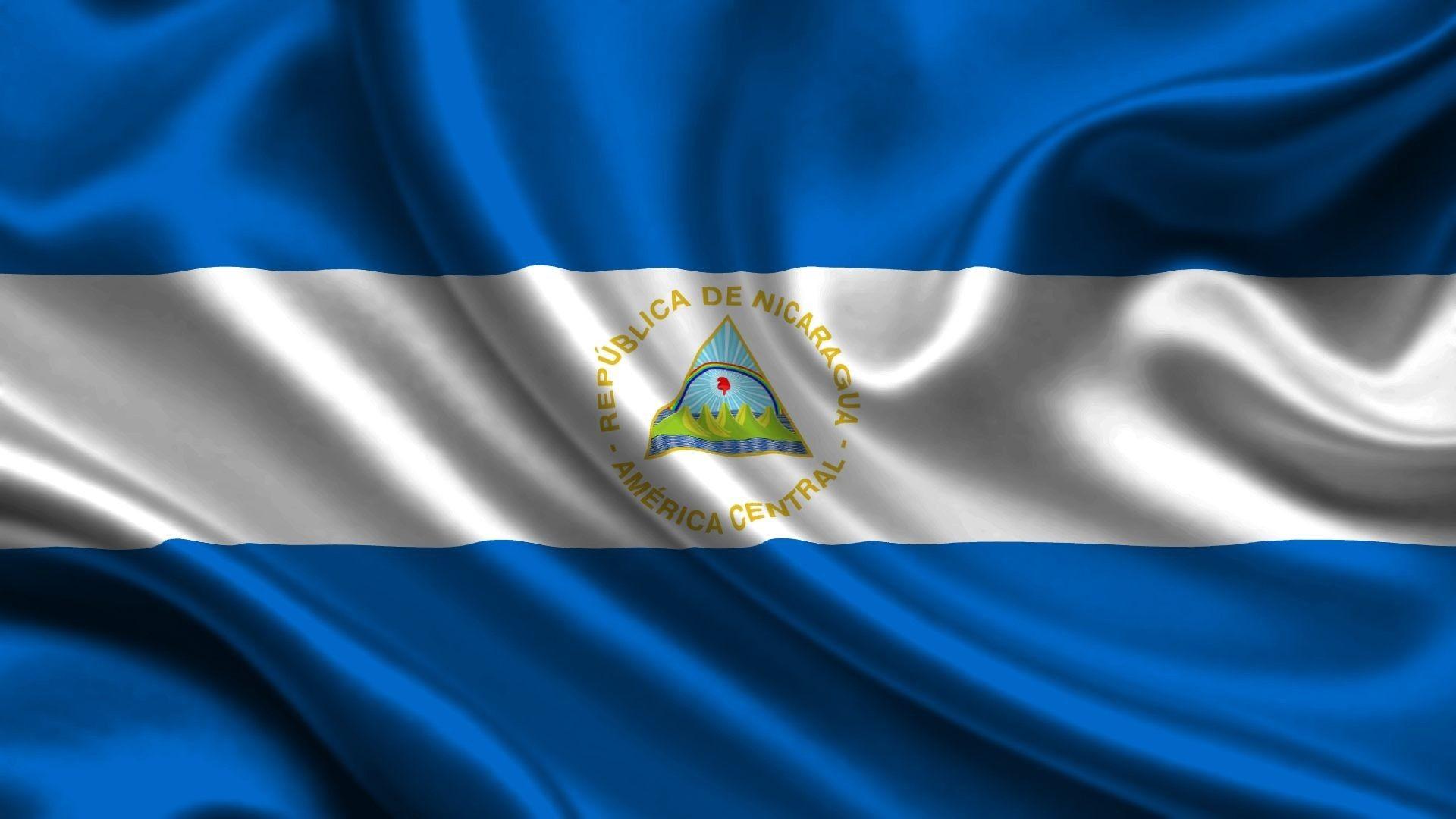 Res: 1920x1080, Nicaragua Flag wallpaper