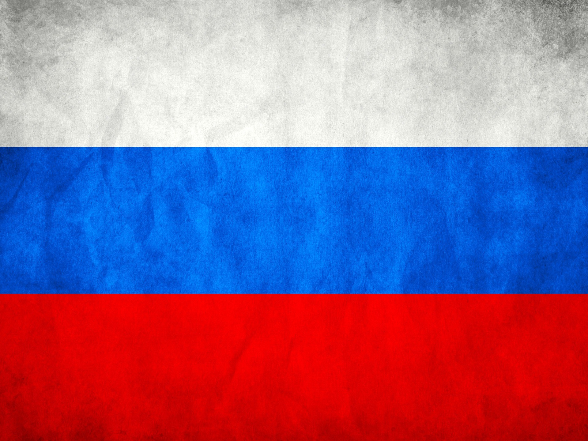 Res: 1920x1440, Russia Grungy Flag Wallpaper Russia World