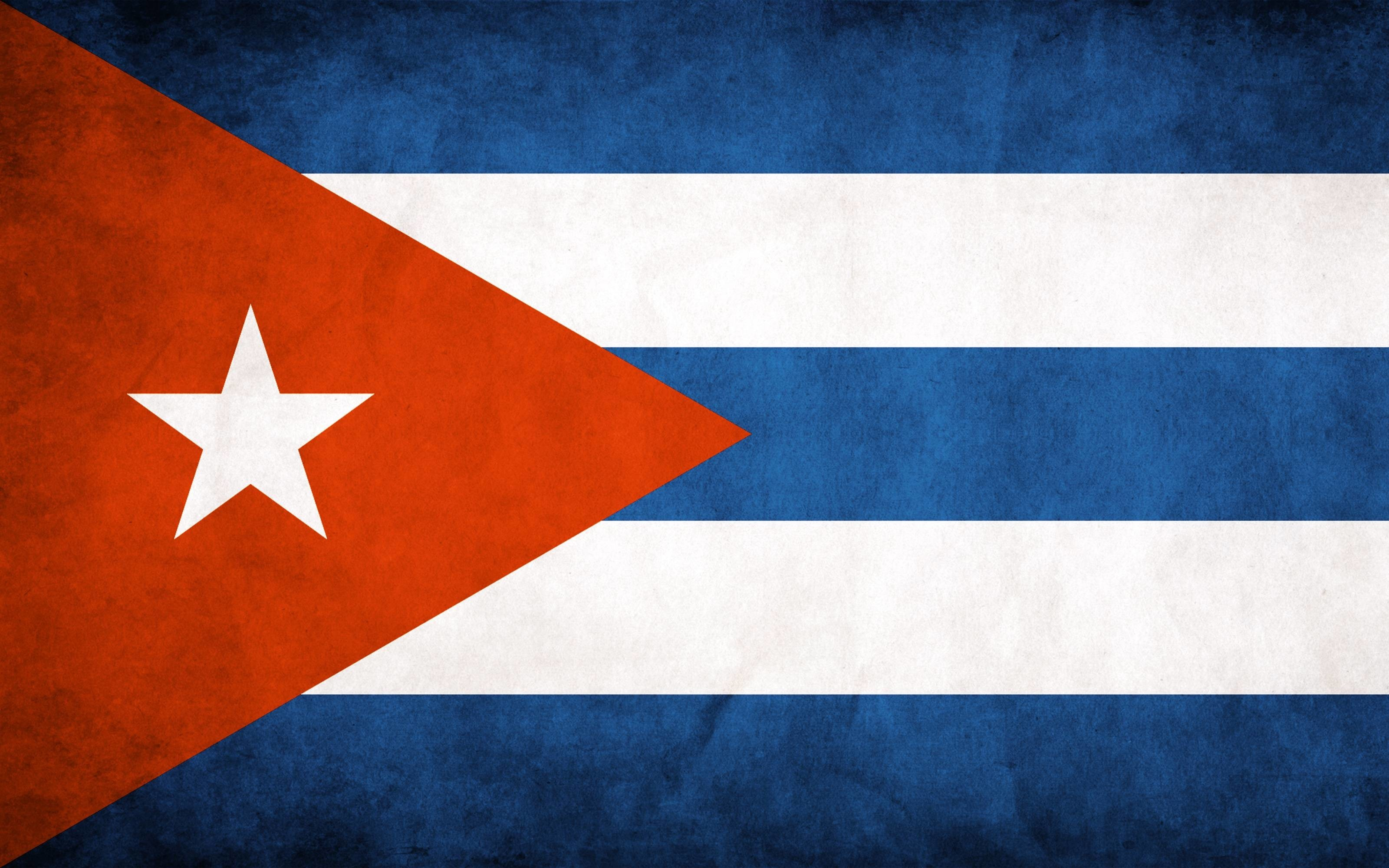 Res: 3200x2000, Cuban Flag Wallpaper
