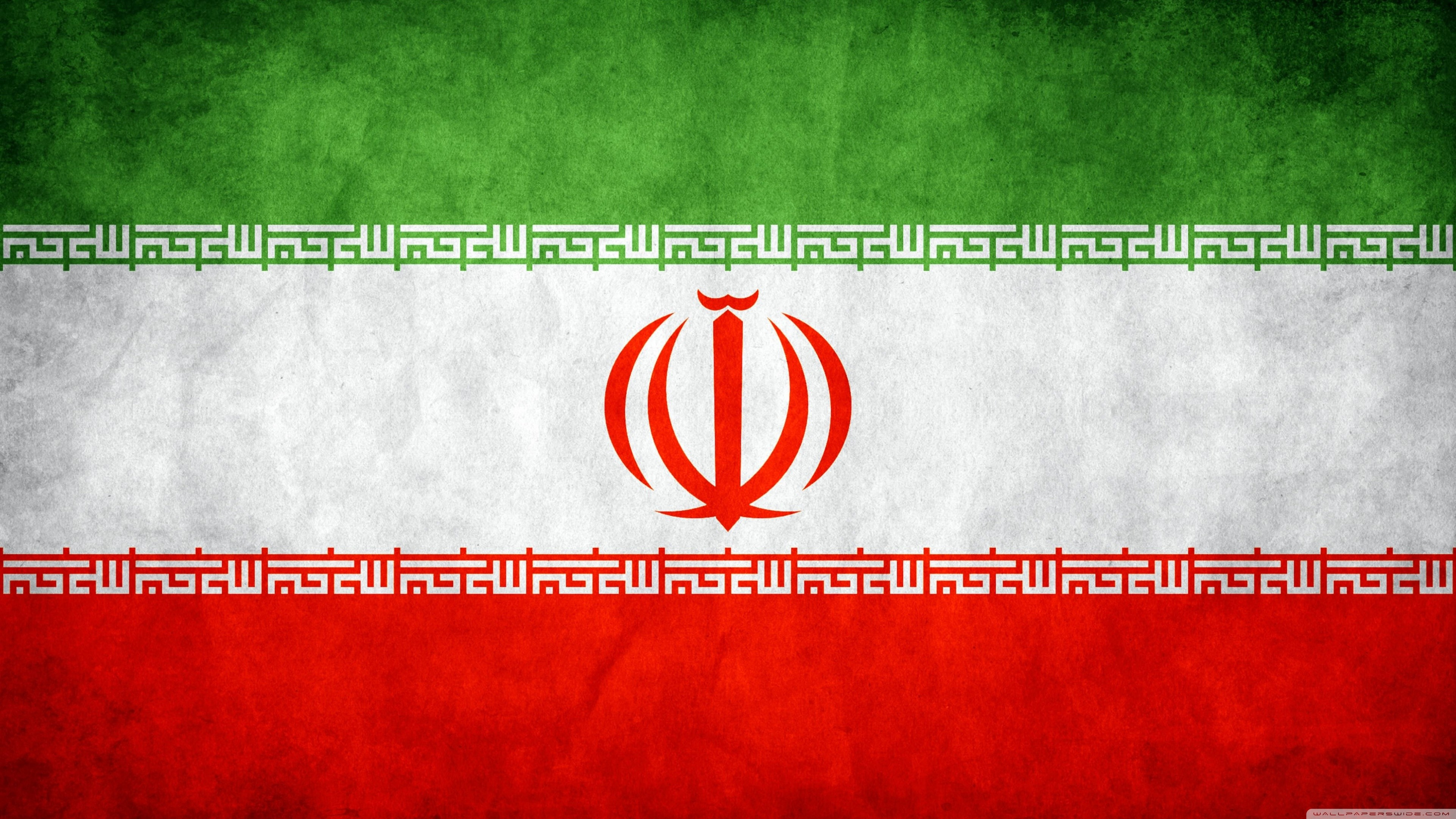 Res: 3840x2160, Flag of Iran HD Wide Wallpaper for 4K UHD Widescreen desktop & smartphone