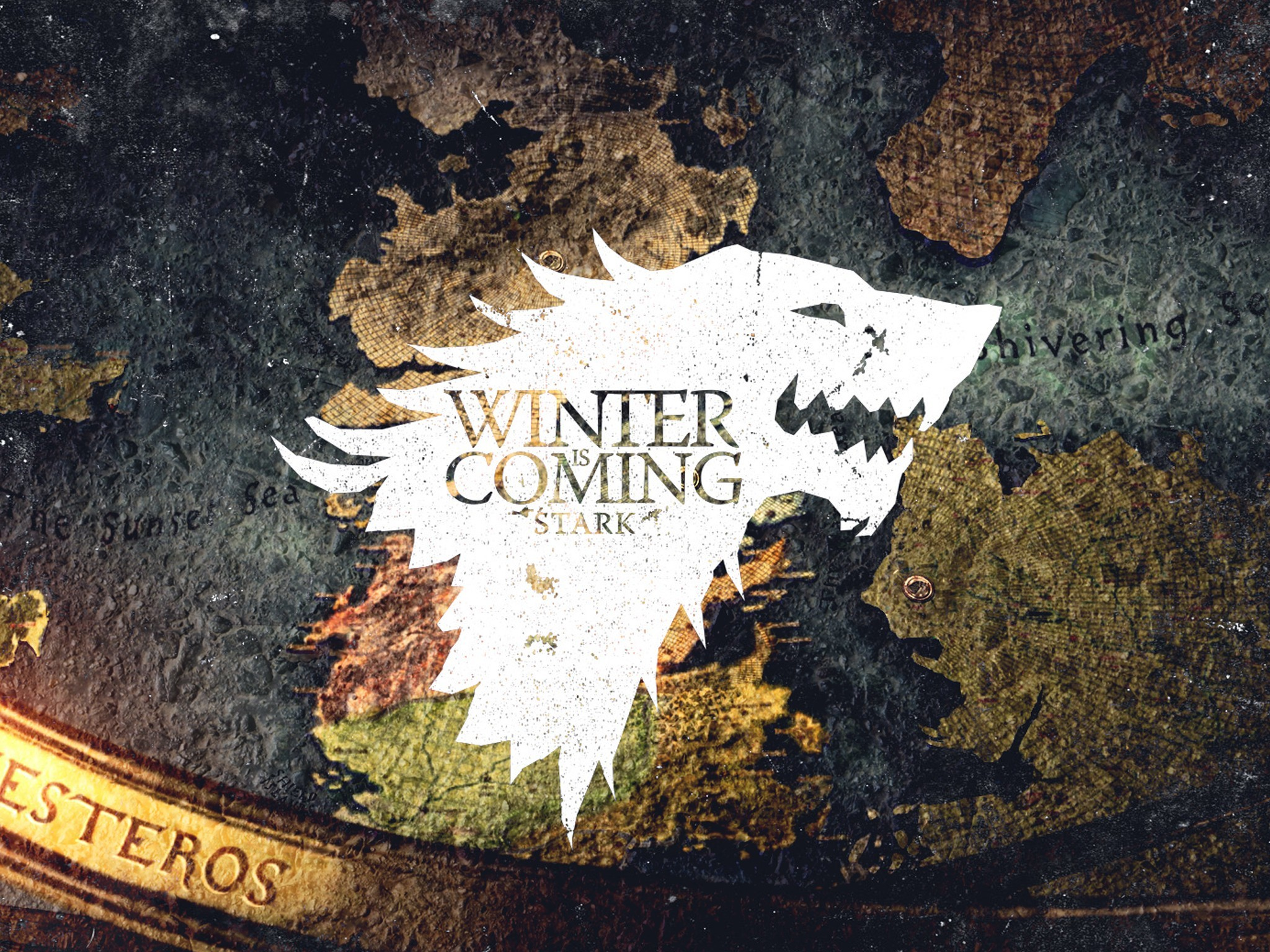 Res: 2048x1536, Crest Game of Thrones Winter is Coming direwolf House Stark wolves wallpaper  |  | 218007 | WallpaperUP