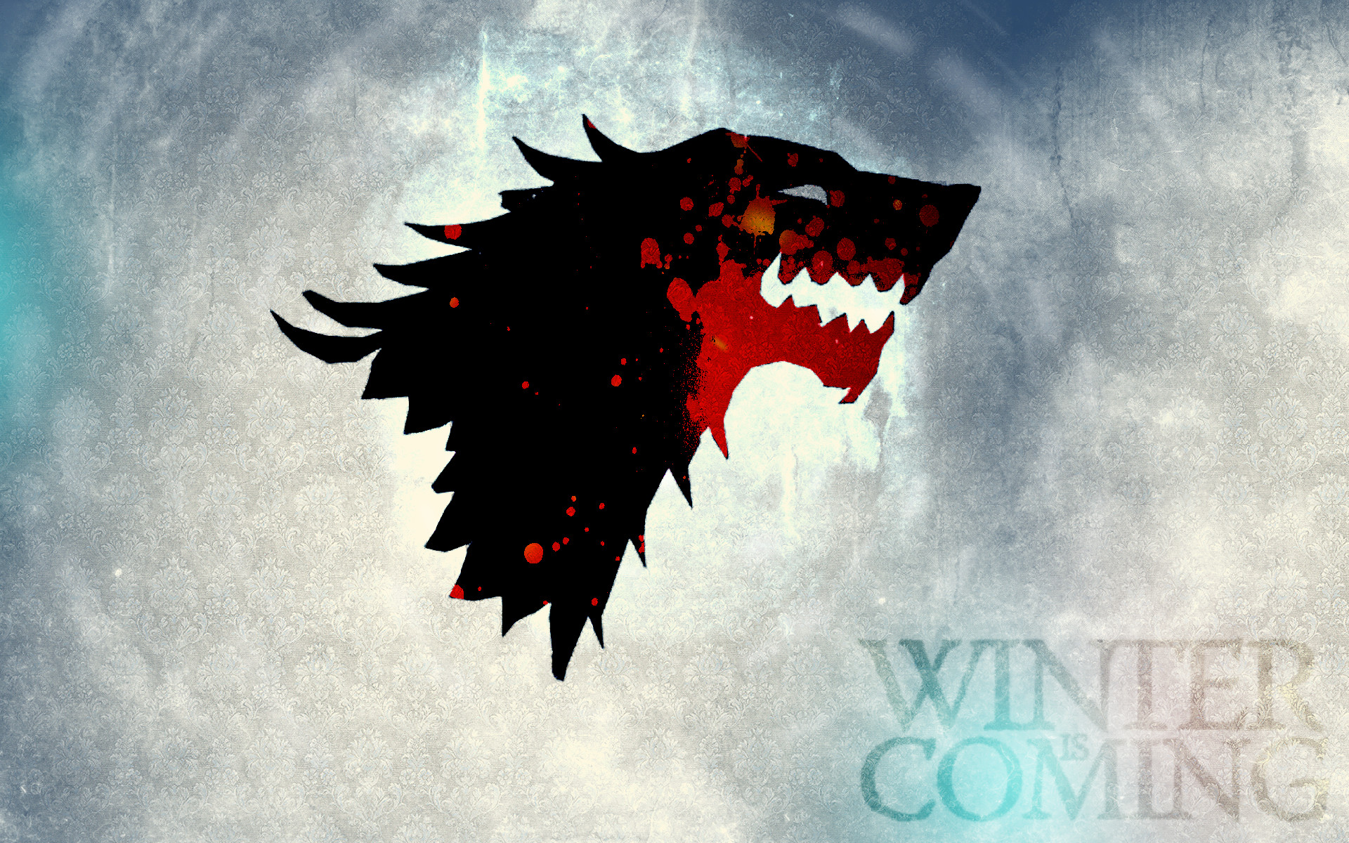 Res: 1920x1200, House Stark wallpaper by GeniusMage House Stark wallpaper by GeniusMage