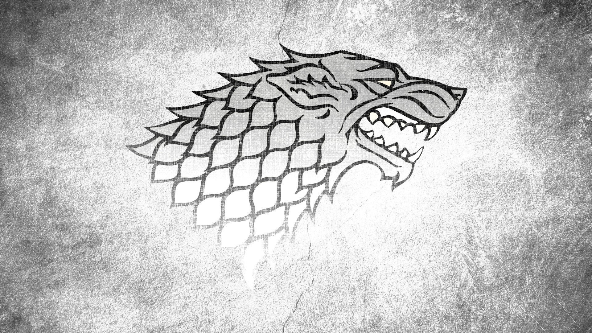 Res: 1920x1080, wolf game of thrones house stark
