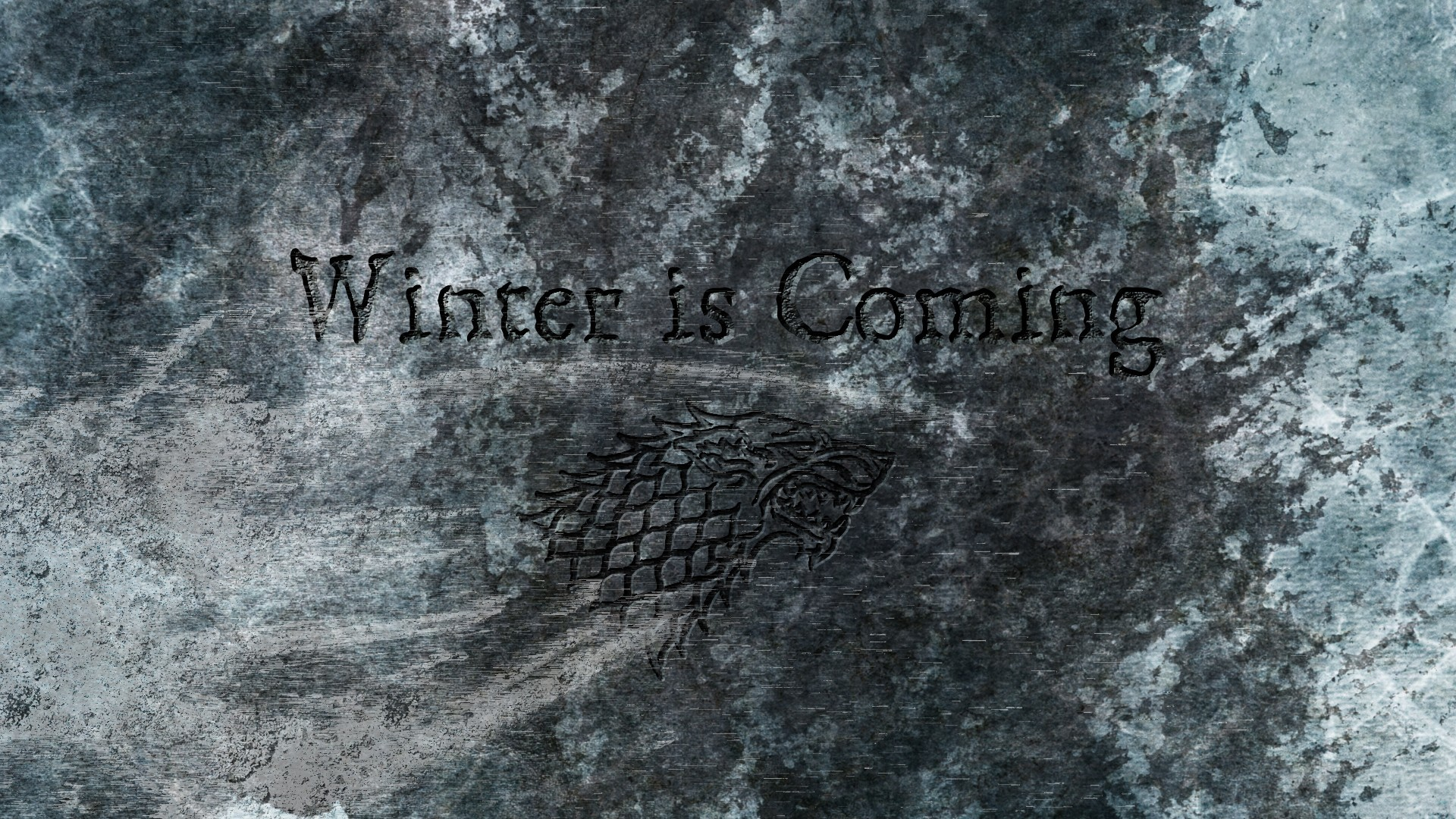 Res: 1920x1080, game of thrones house stark direwolf winter is coming sigils wallpaper and  background