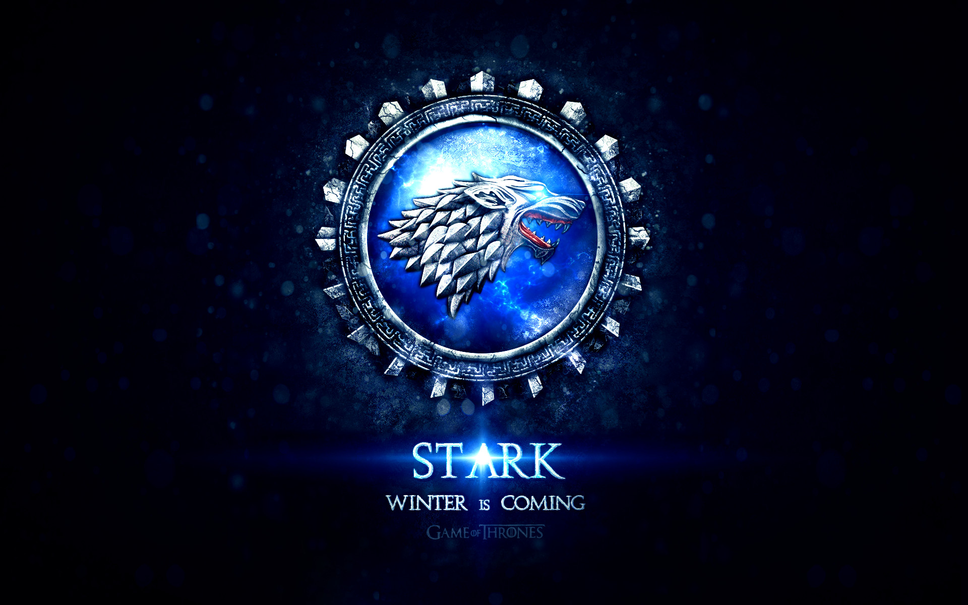 Res: 1920x1200, ... Game of Thrones Stark wallpaper by jjfwh