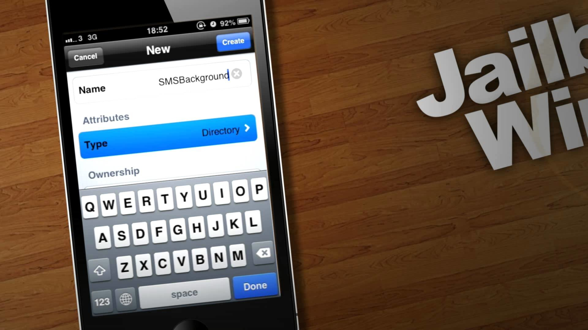 Res: 1920x1080, How to: Get a custom SMS Background Wallpaper on iPhones (WITHOUT SMS  BACKGROUND APP) - Every IOS
