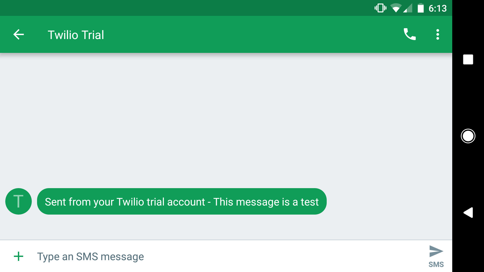 Res: 1920x1080, ... to your application to send a text message. Using Twilio, you can  easily add the ability to send a SMS, MMS, voice calls, and 2 factor  authentication.