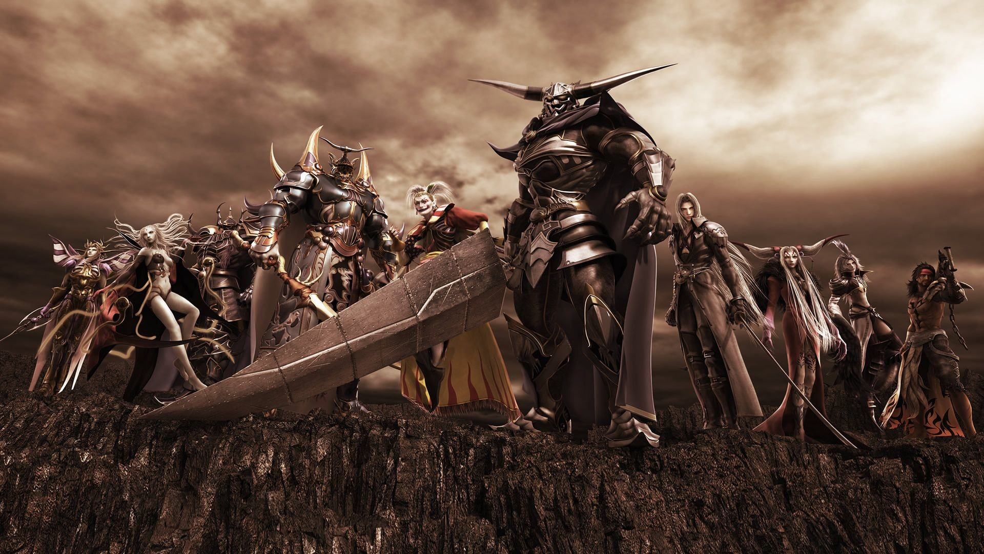 Res: 1920x1080, Riding Chocobo Final Fantasy XV Full HD / 1920×1080 Final Fantasy XV  Wallpapers (41 Wallpapers) | Adorable Wallpapers
