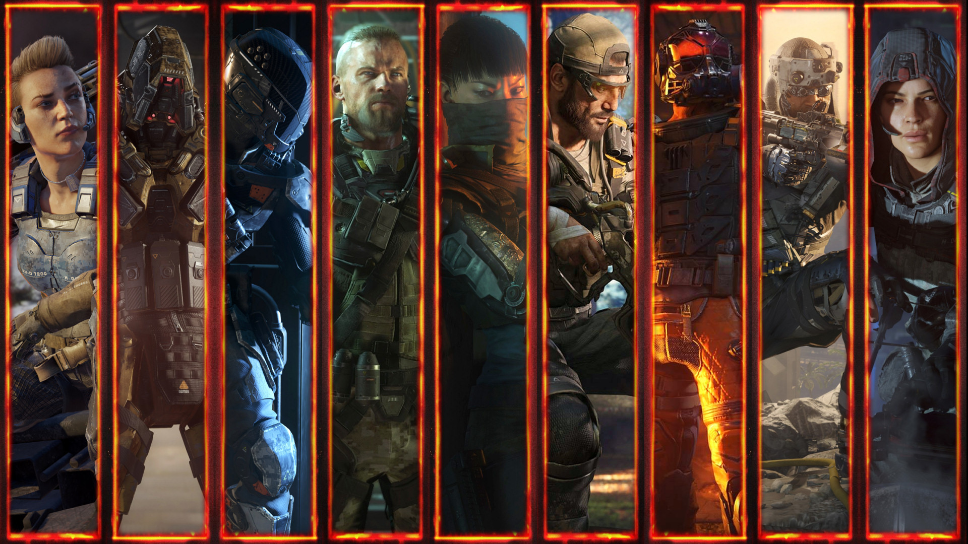 Res: 1920x1080,  BO 3 Wallpaper - Call Of Duty - Grim Reaper Gamers Forums