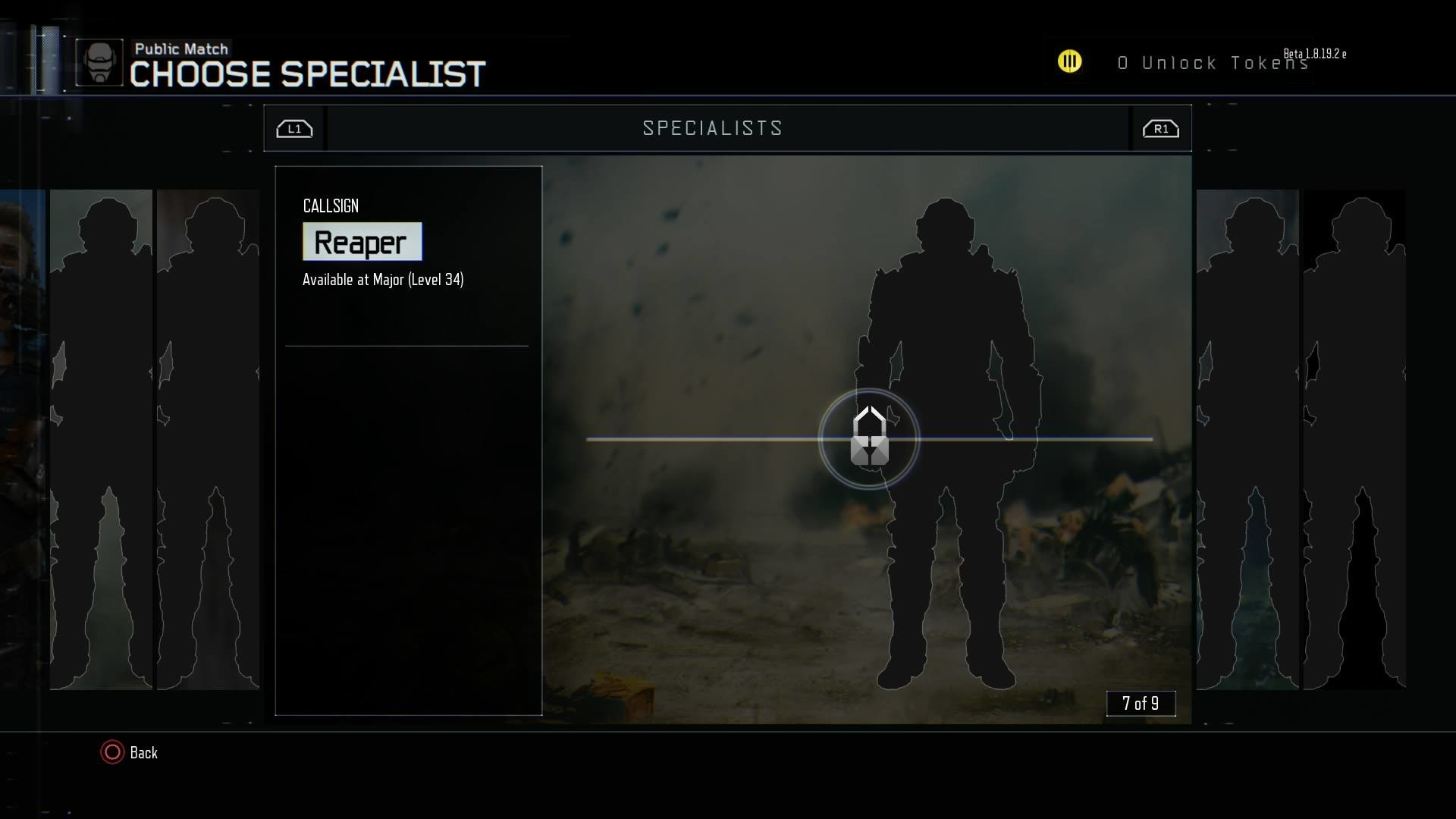 Res: 1920x1080, Call of Duty: Black Ops 3 Beta – Here's the specialist unlock levels
